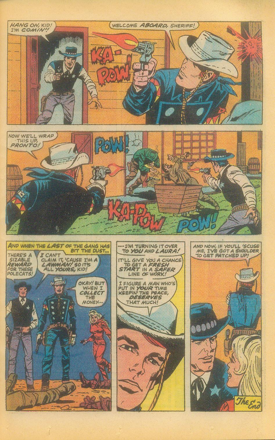 The Rawhide Kid (1955) issue 92 - Page 17