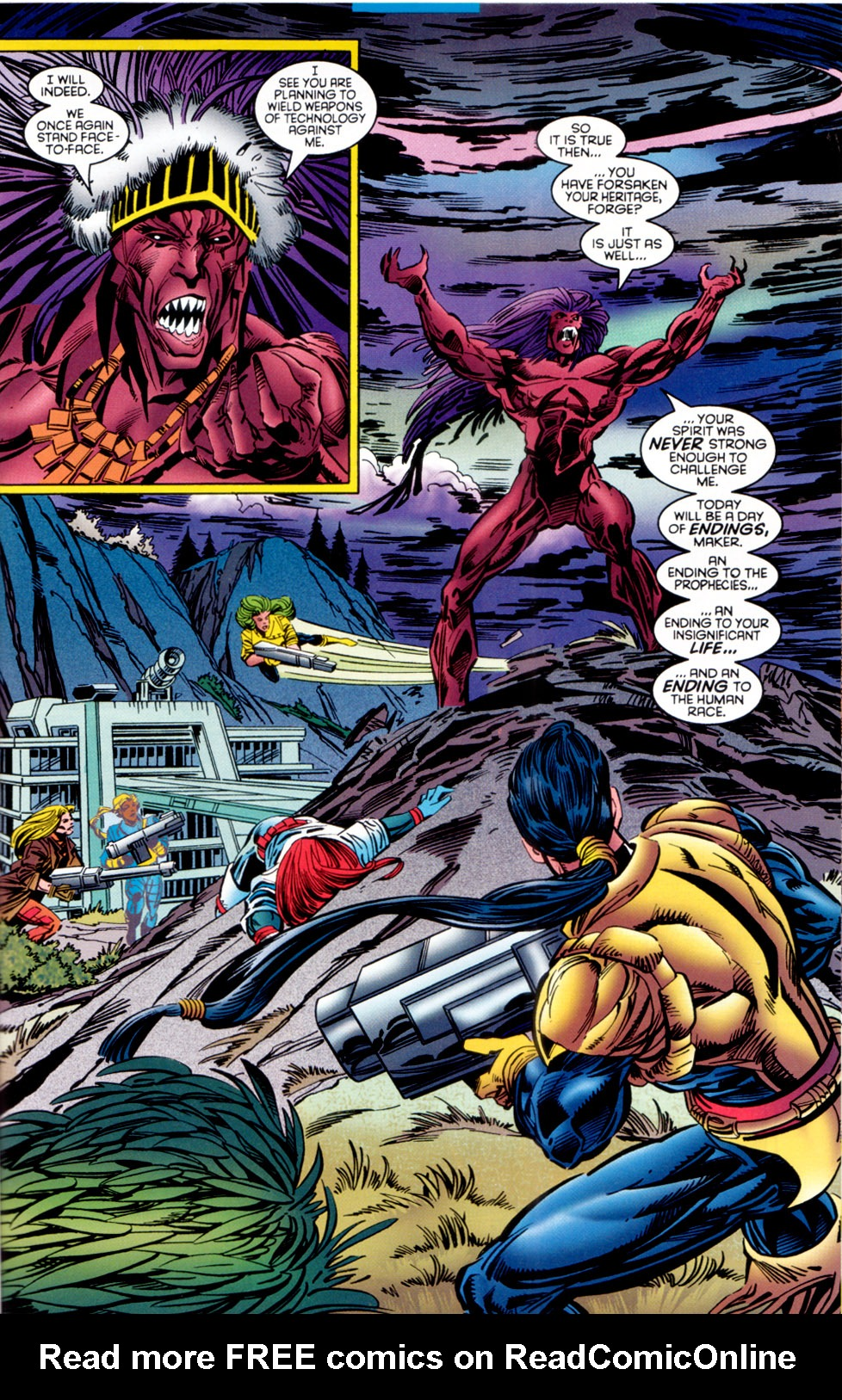 Read online X-Factor (1986) comic -  Issue #120 - 12