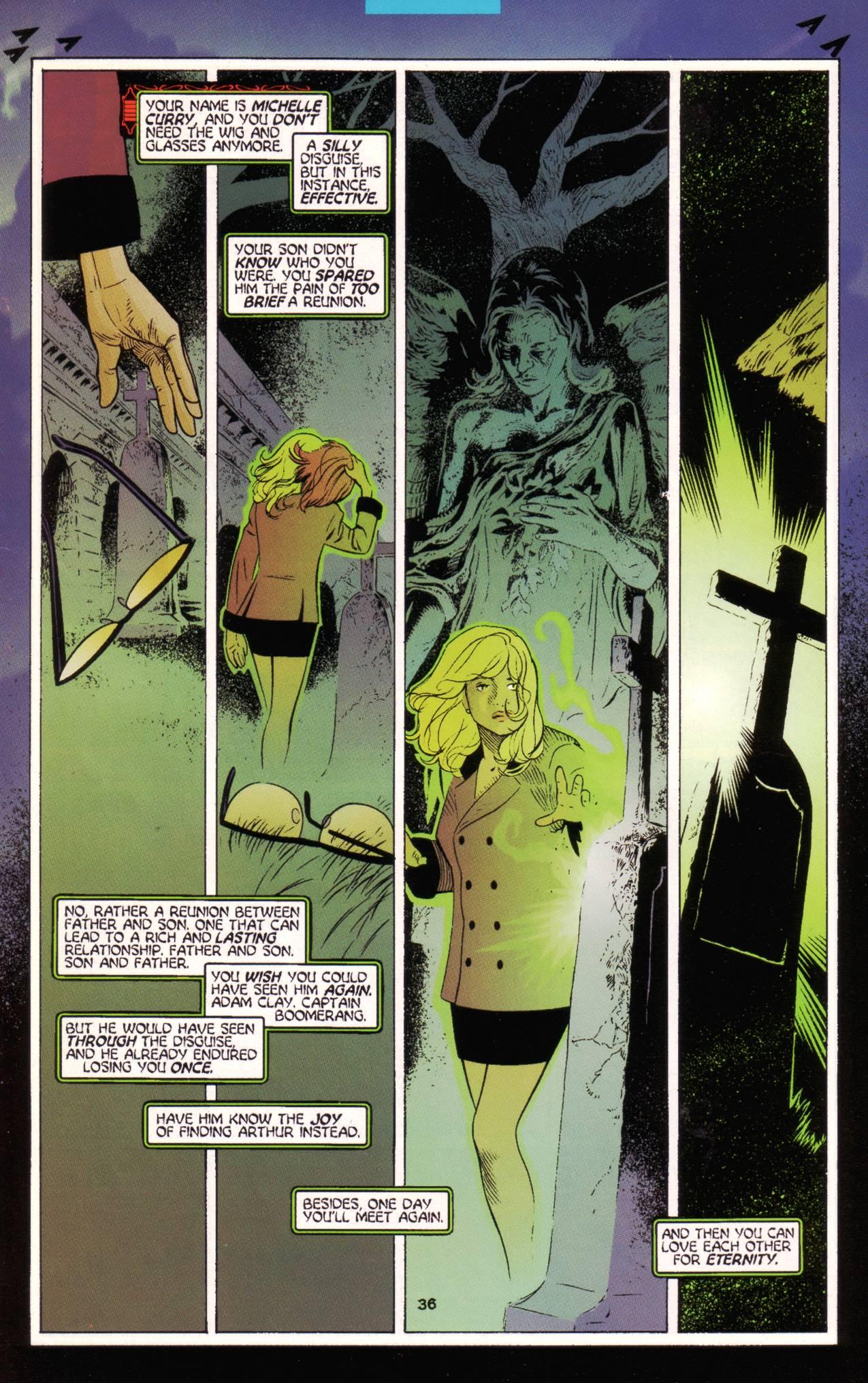 Read online Tangent Comics/ Green Lantern comic -  Issue # Full - 37