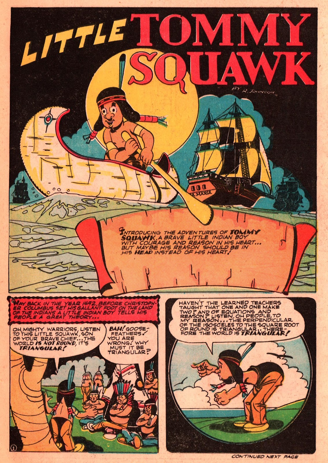 Jingle Jangle Comics issue 2 - Page 49