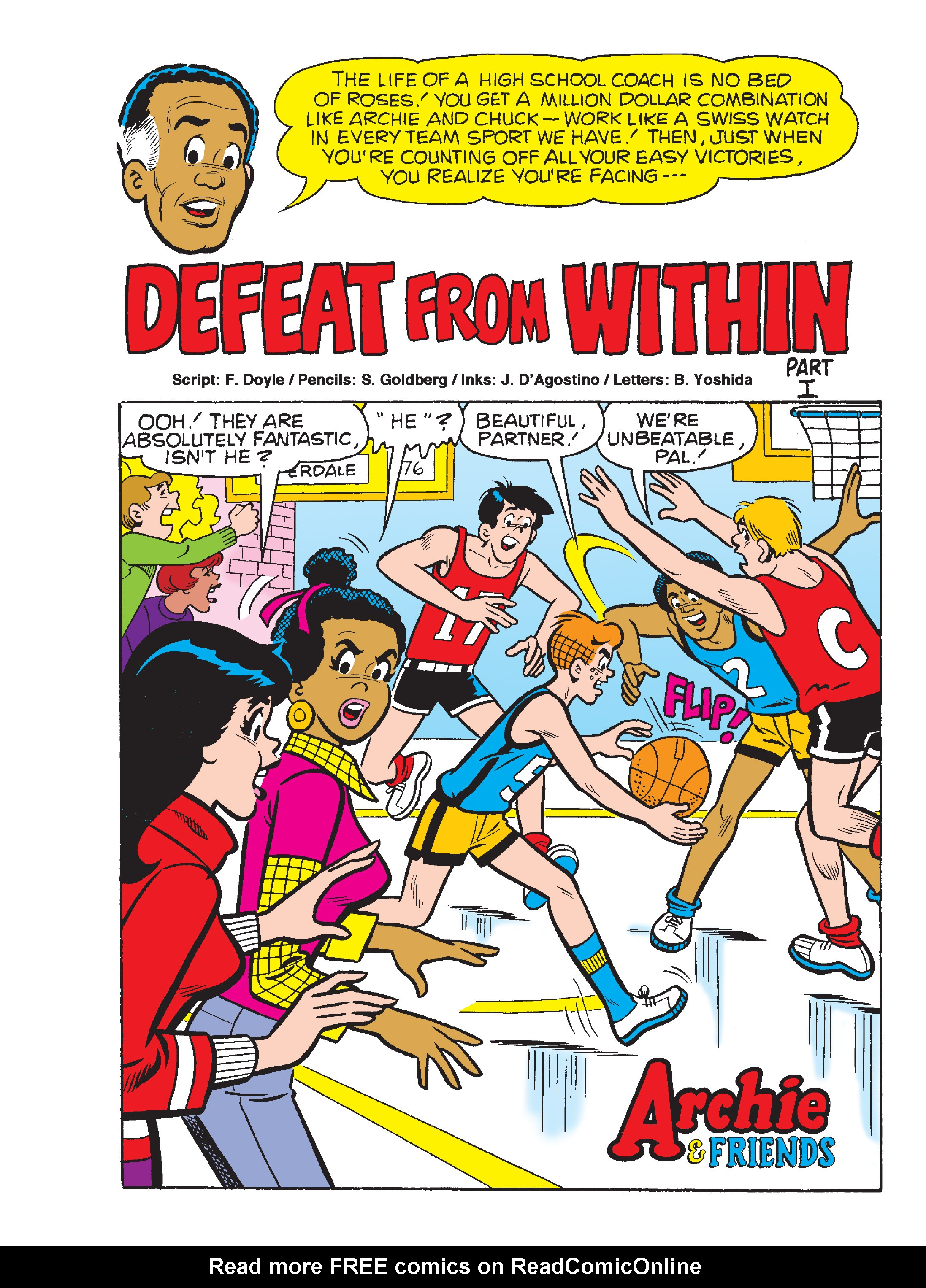 Read online World of Archie Double Digest comic -  Issue #64 - 61