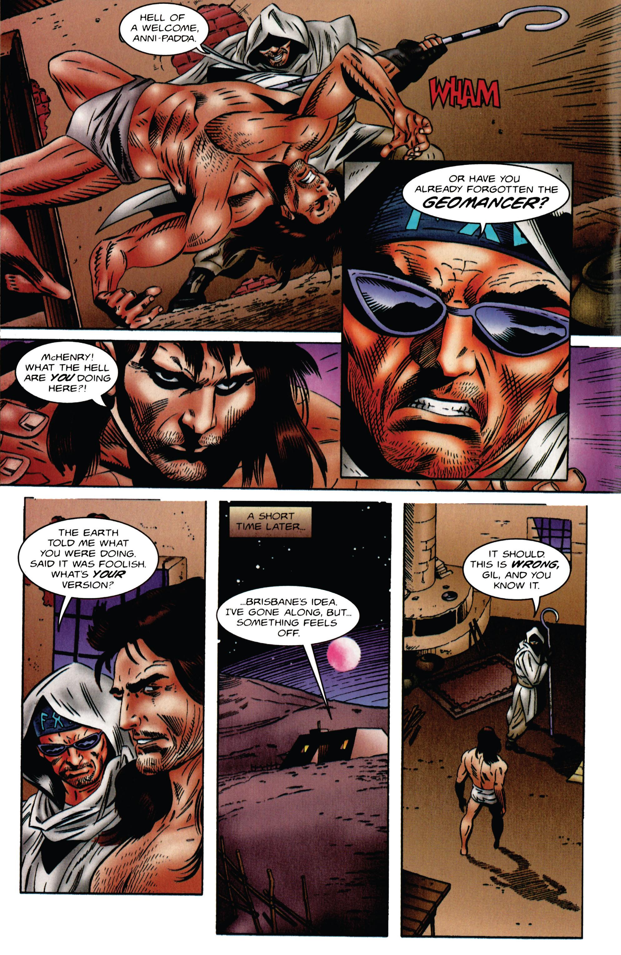 Read online Eternal Warrior (1992) comic -  Issue #47 - 18