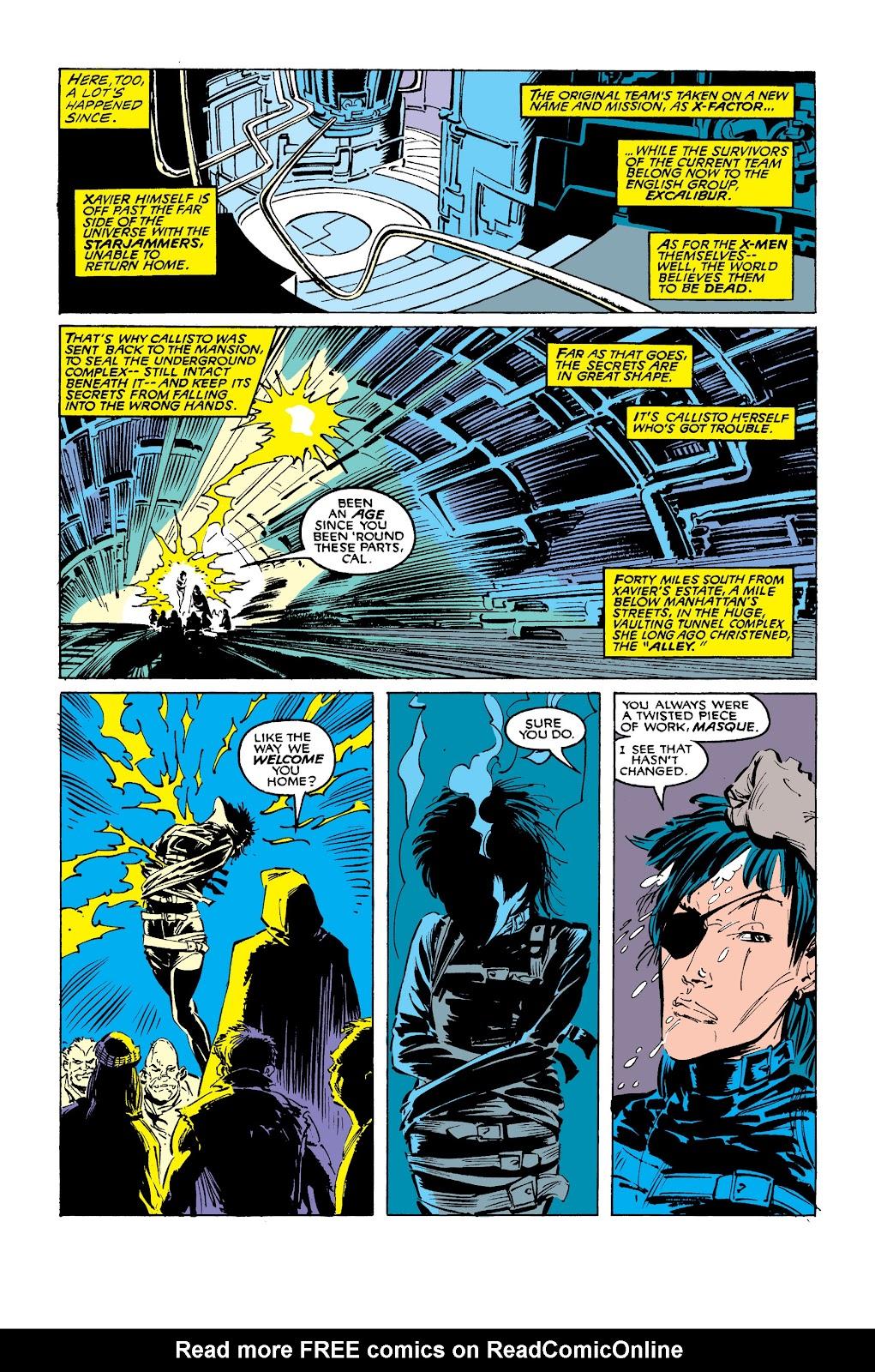 Uncanny X-Men (1963) issue 254 - Page 10