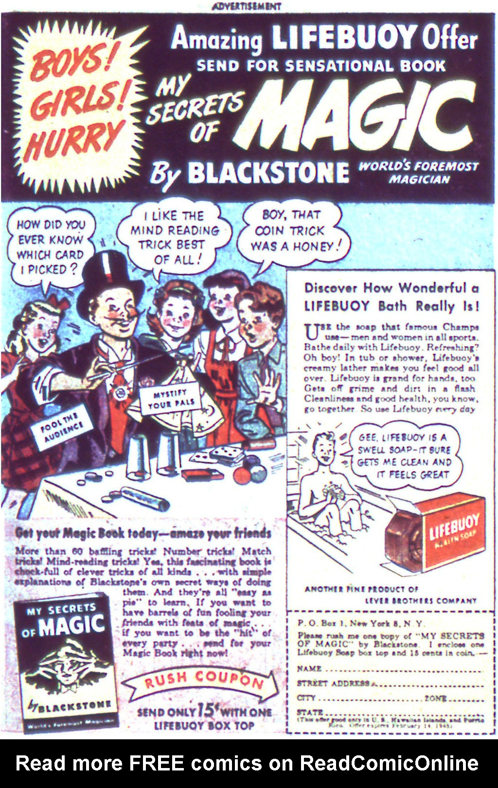 Read online Adventure Comics (1938) comic -  Issue #123 - 49