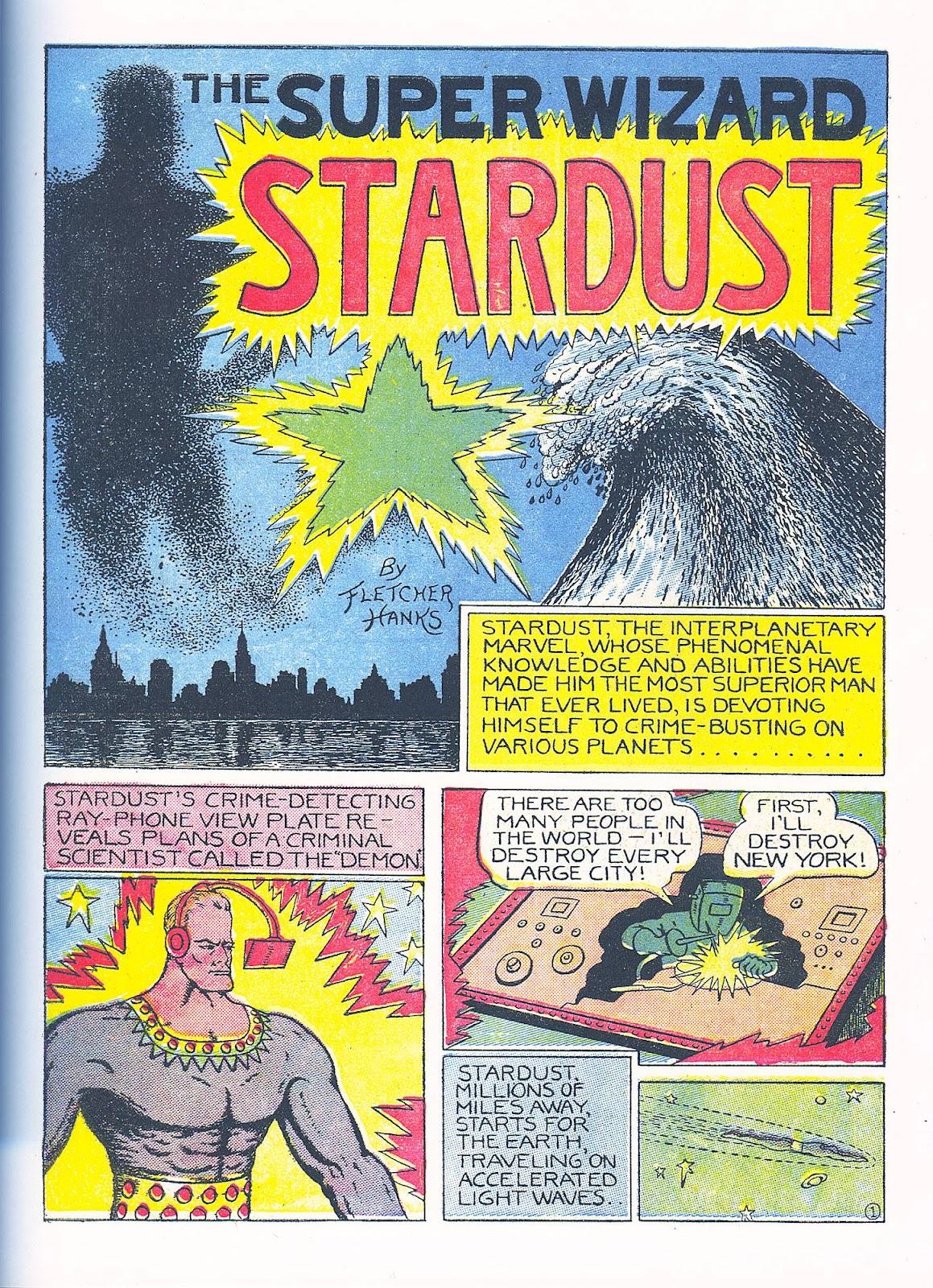 Read online Fantastic Comics comic -  Issue #3 - 54