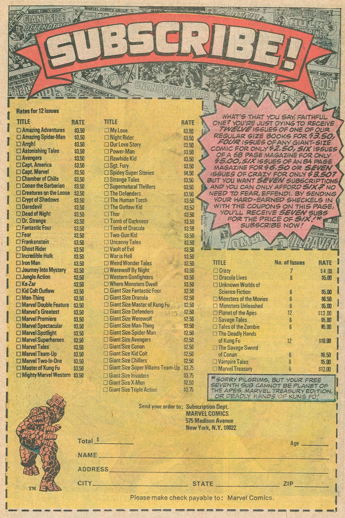 Read online Two-Gun Kid comic -  Issue #124 - 22