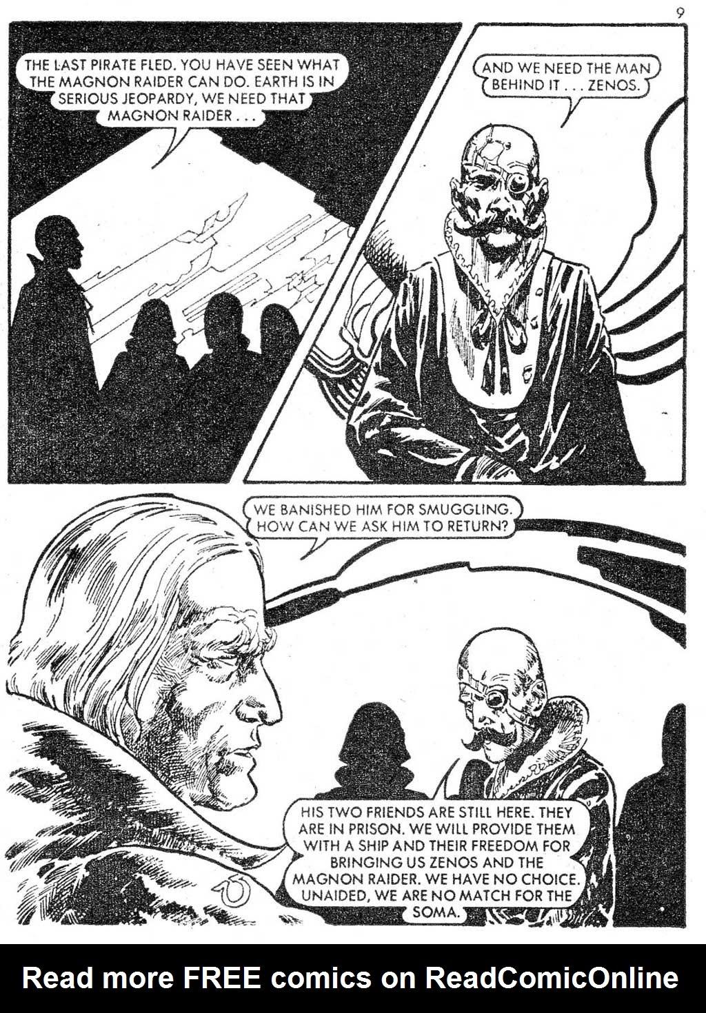 Starblazer issue 16 - Page 9