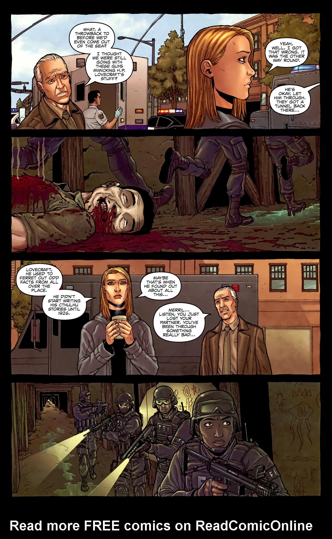 Read online Alan Moore's Neonomicon comic -  Issue #4 - 11