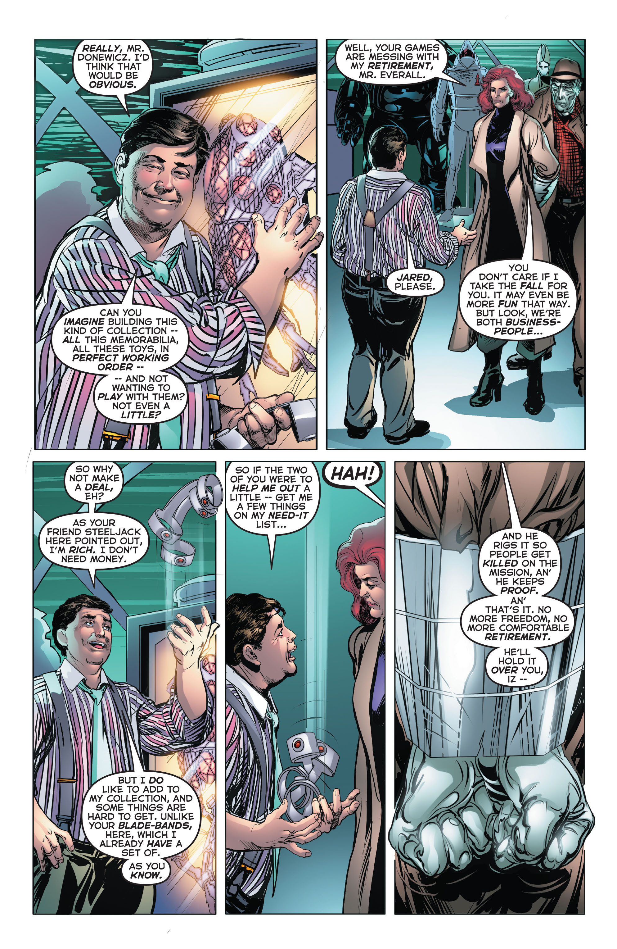 Read online Astro City comic -  Issue #34 - 4