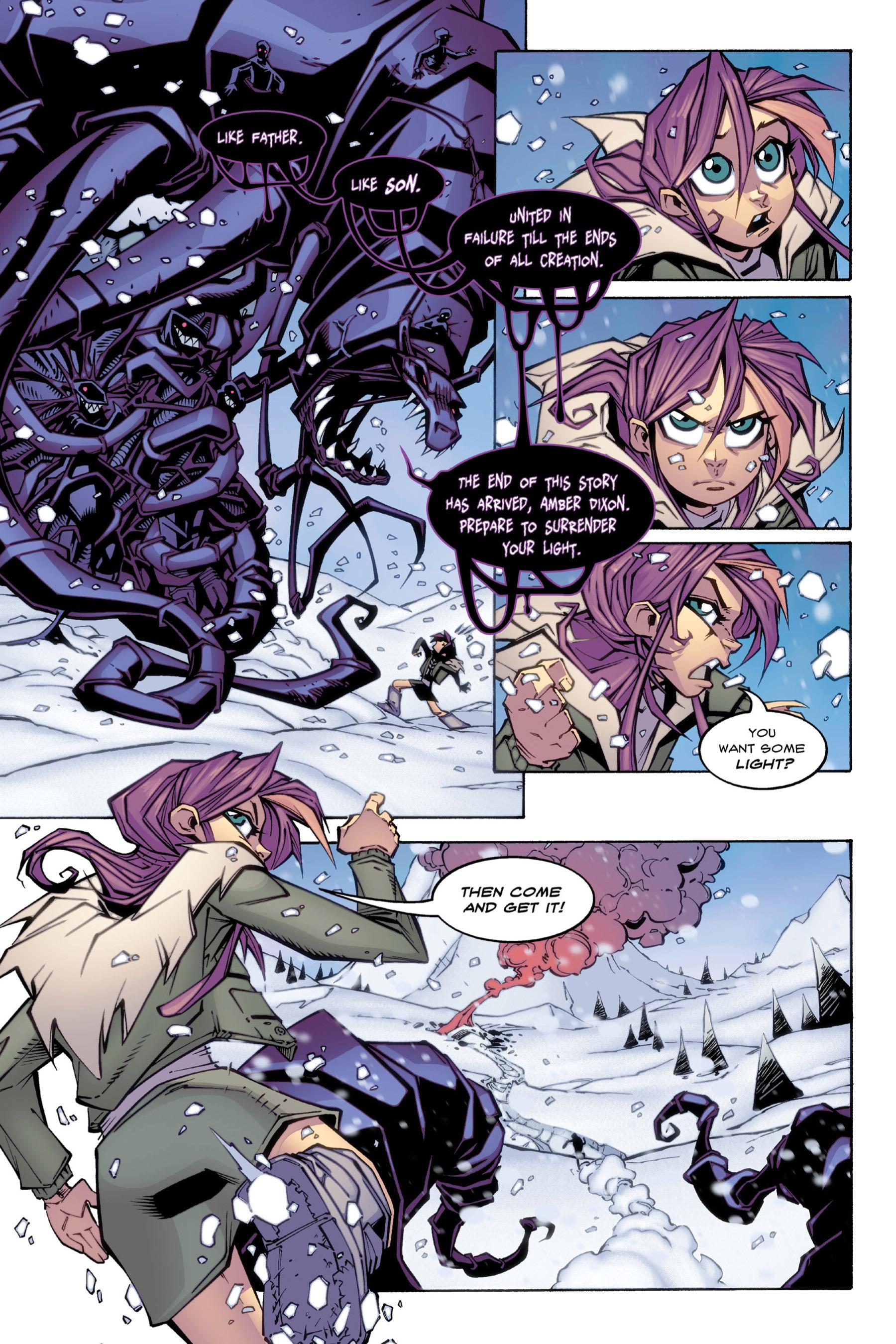 Read online Rexodus comic -  Issue # Full - 94