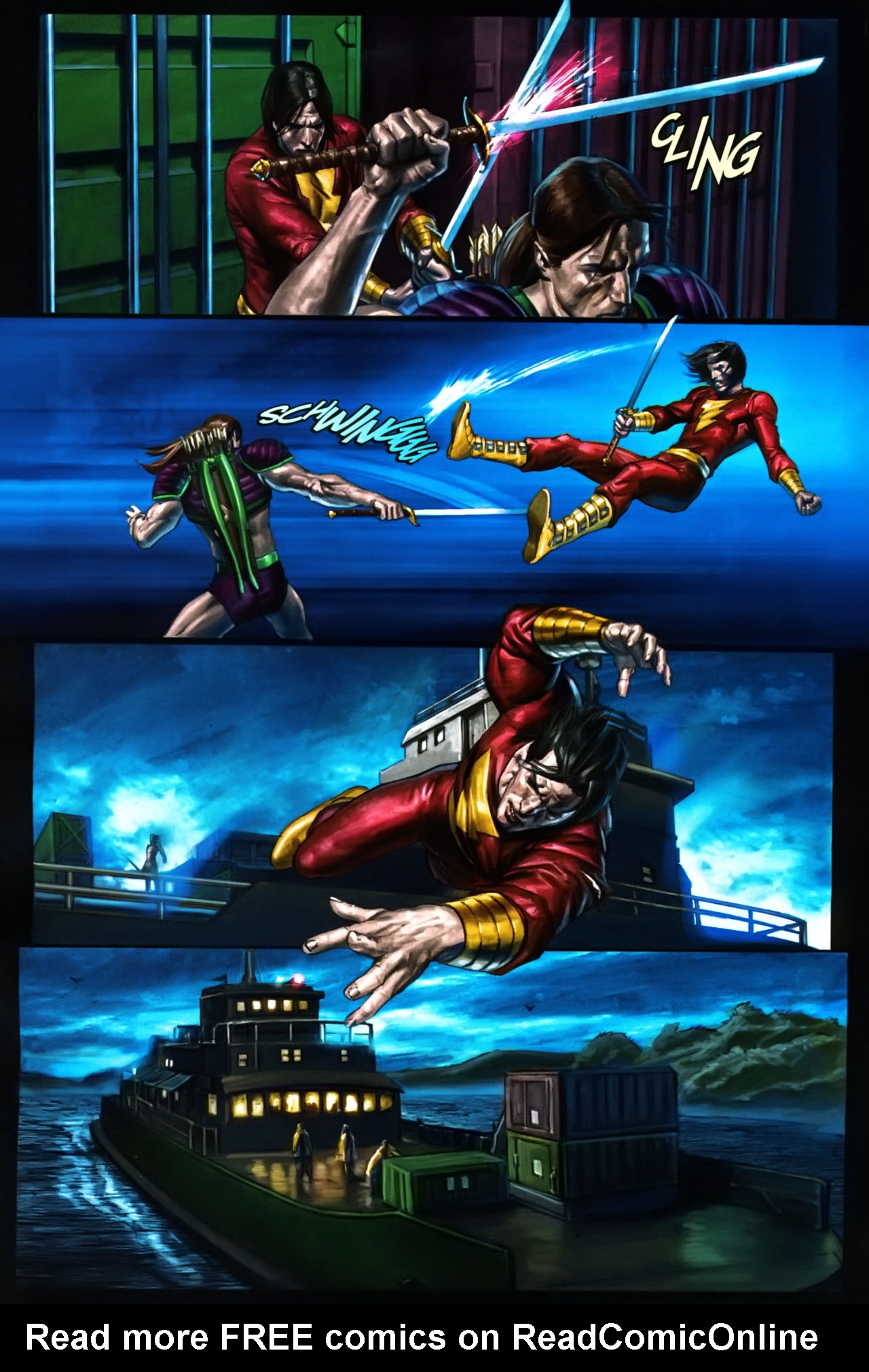 Read online Trials of Shazam comic -  Issue #9 - 14