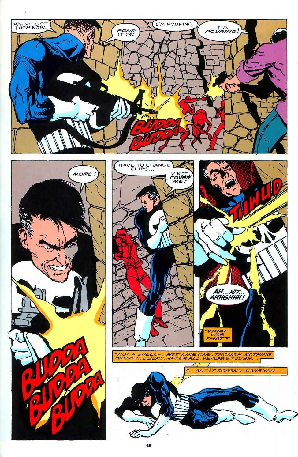 Read online Punisher: The Prize comic -  Issue # Full - 52