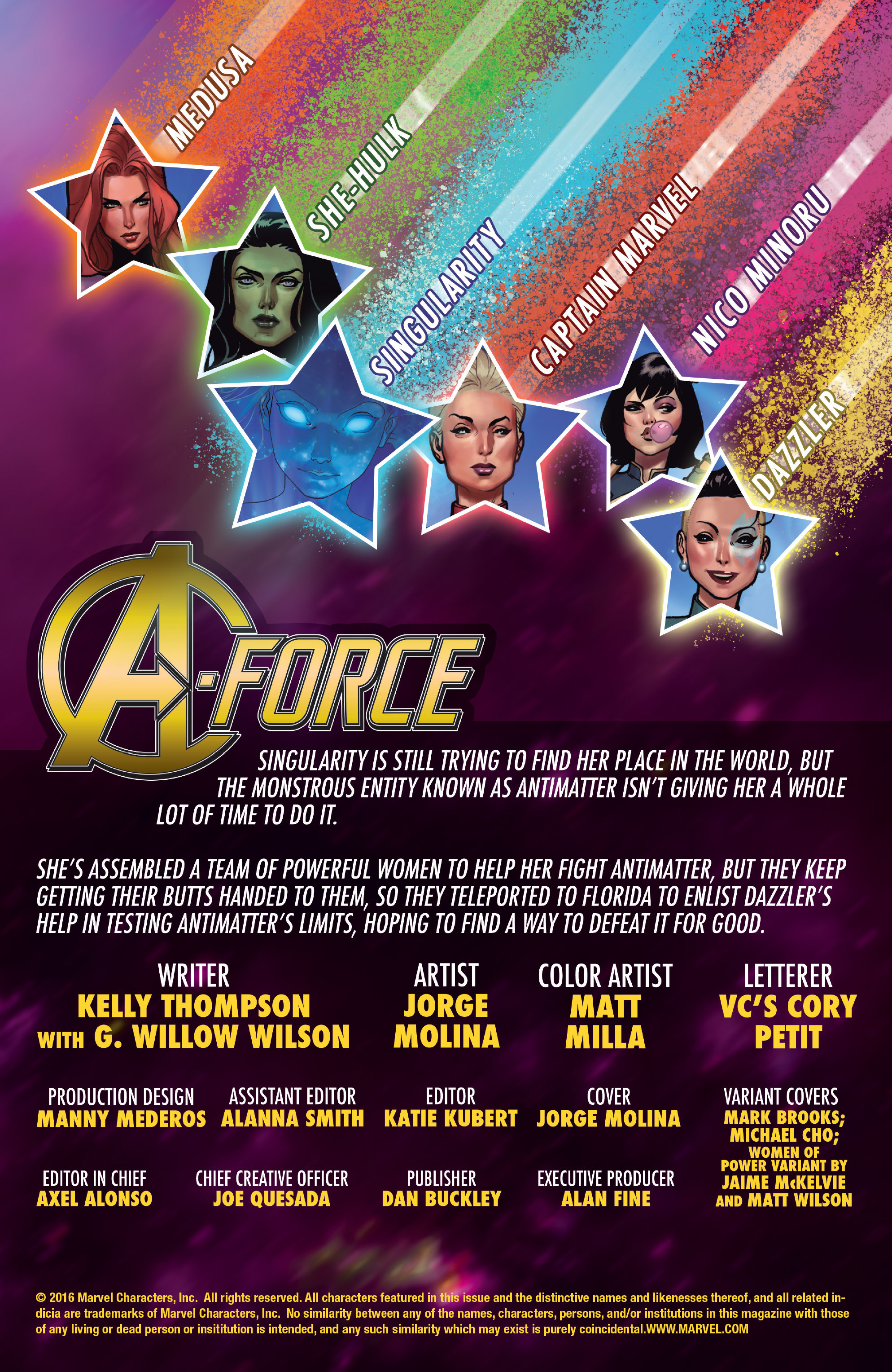 Read online A-Force (2016) comic -  Issue #3 - 2