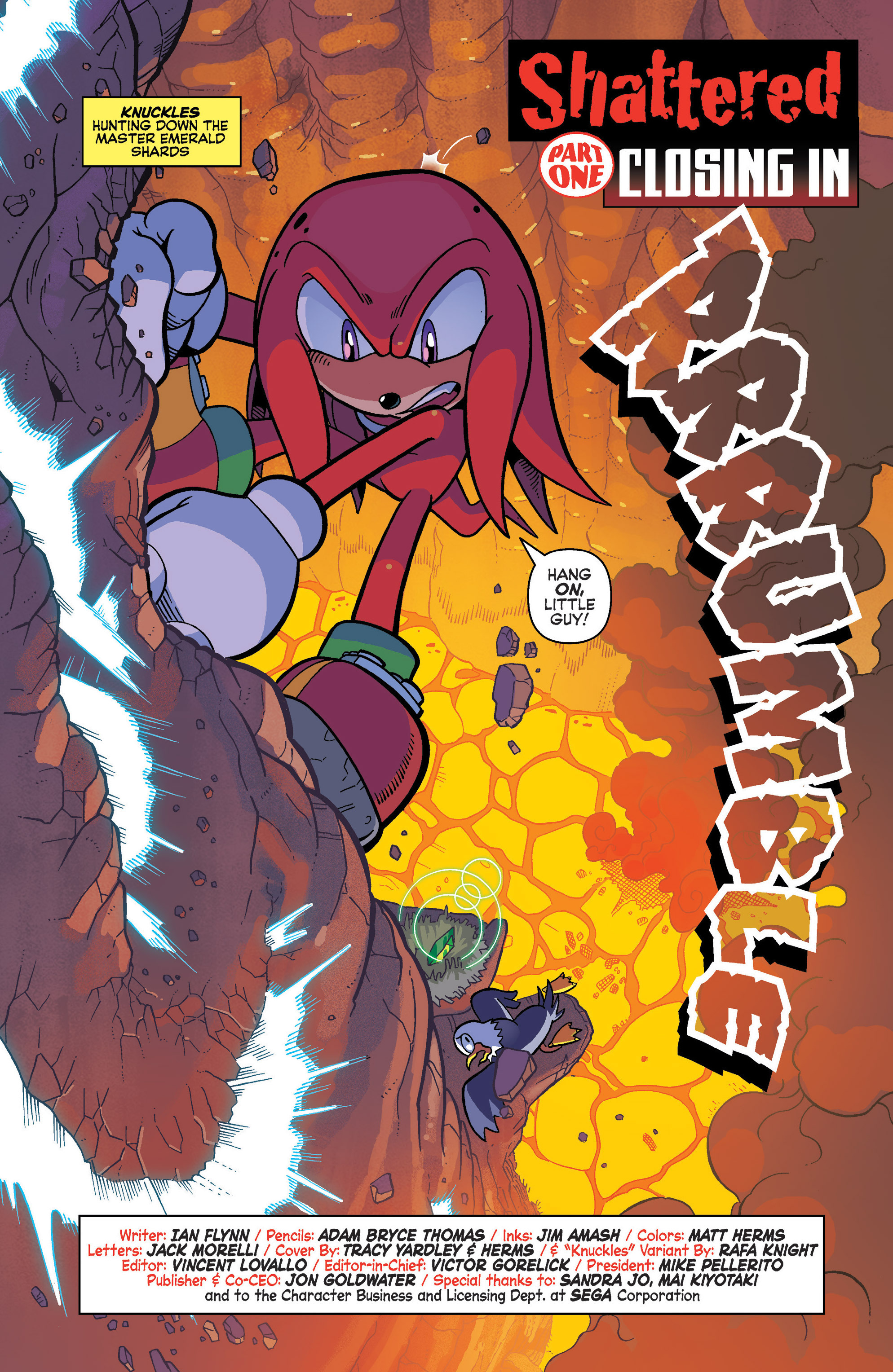 Read online Sonic Universe comic -  Issue #87 - 3