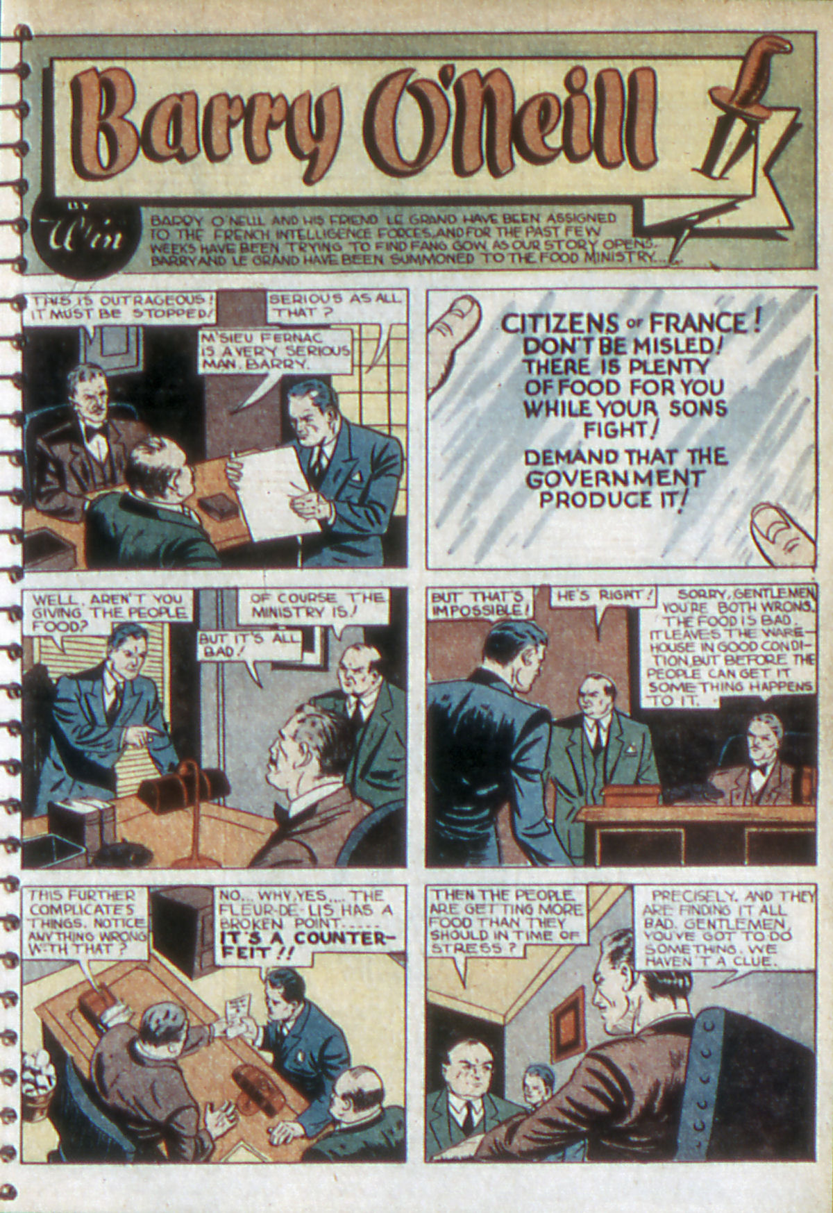 Read online Adventure Comics (1938) comic -  Issue #52 - 20