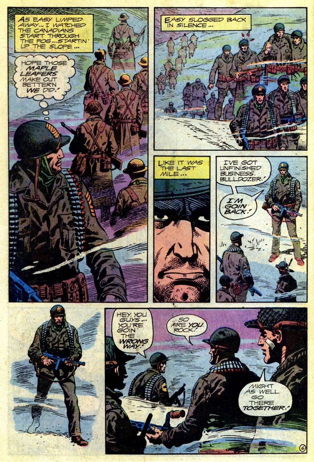 Read online Sgt. Rock comic -  Issue #336 - 6