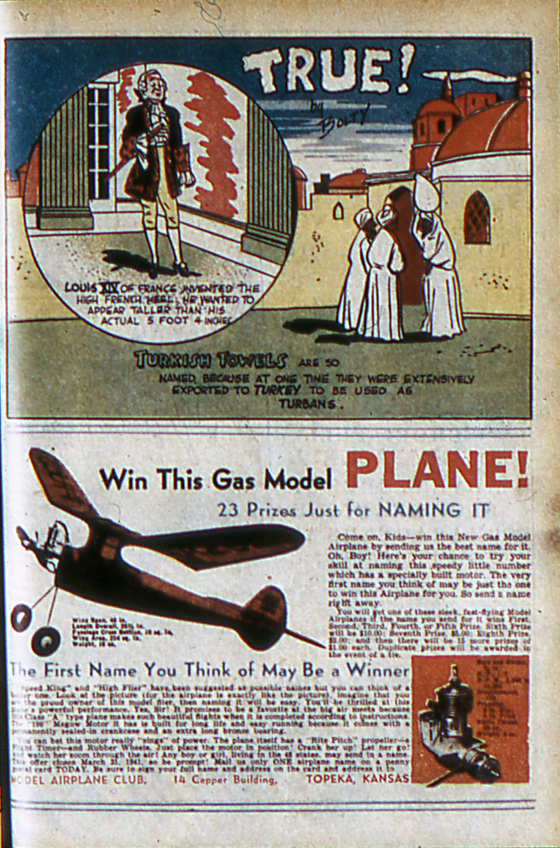 Read online Adventure Comics (1938) comic -  Issue #60 - 20