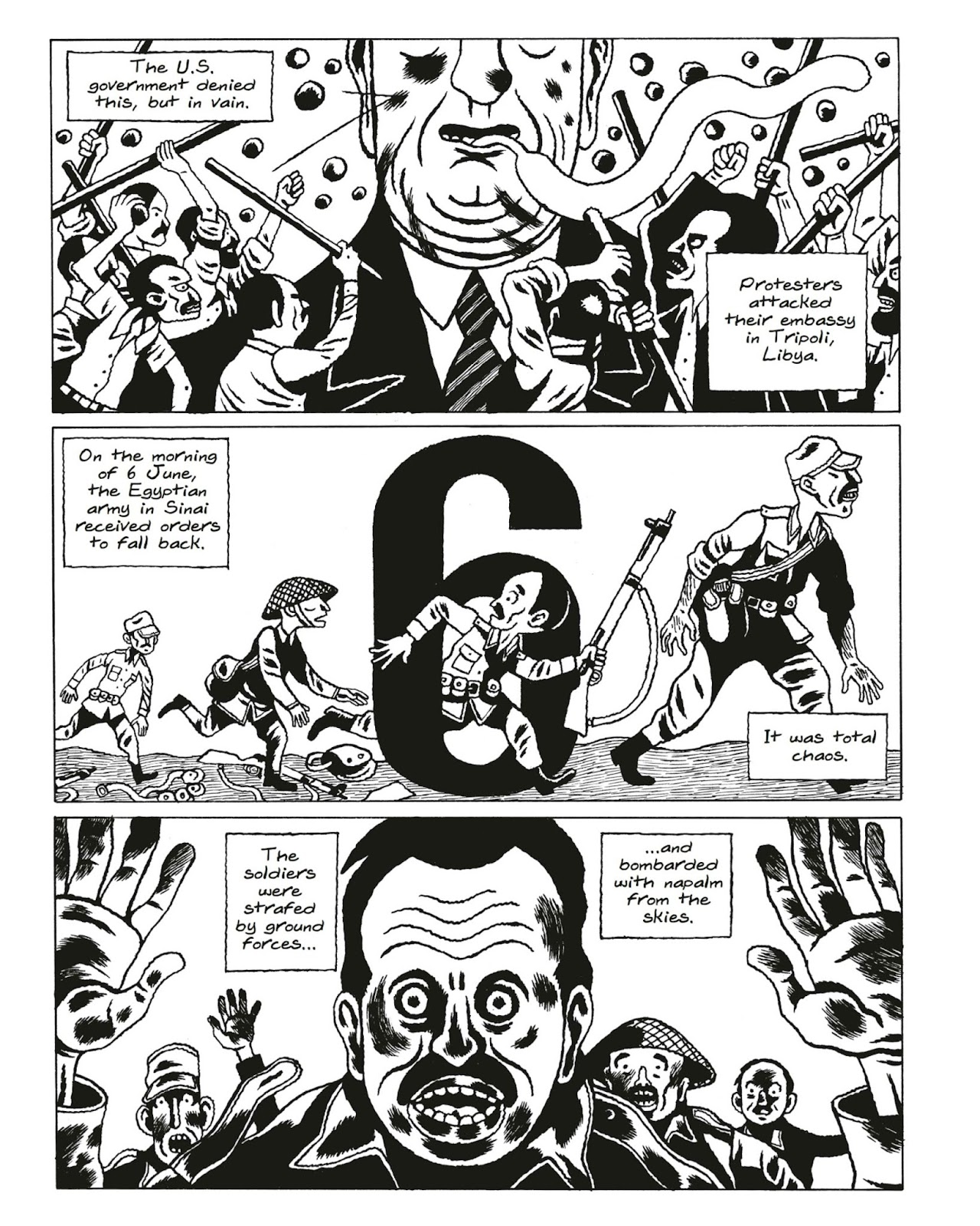Best of Enemies: A History of US and Middle East Relations issue TPB_2 - Page 28