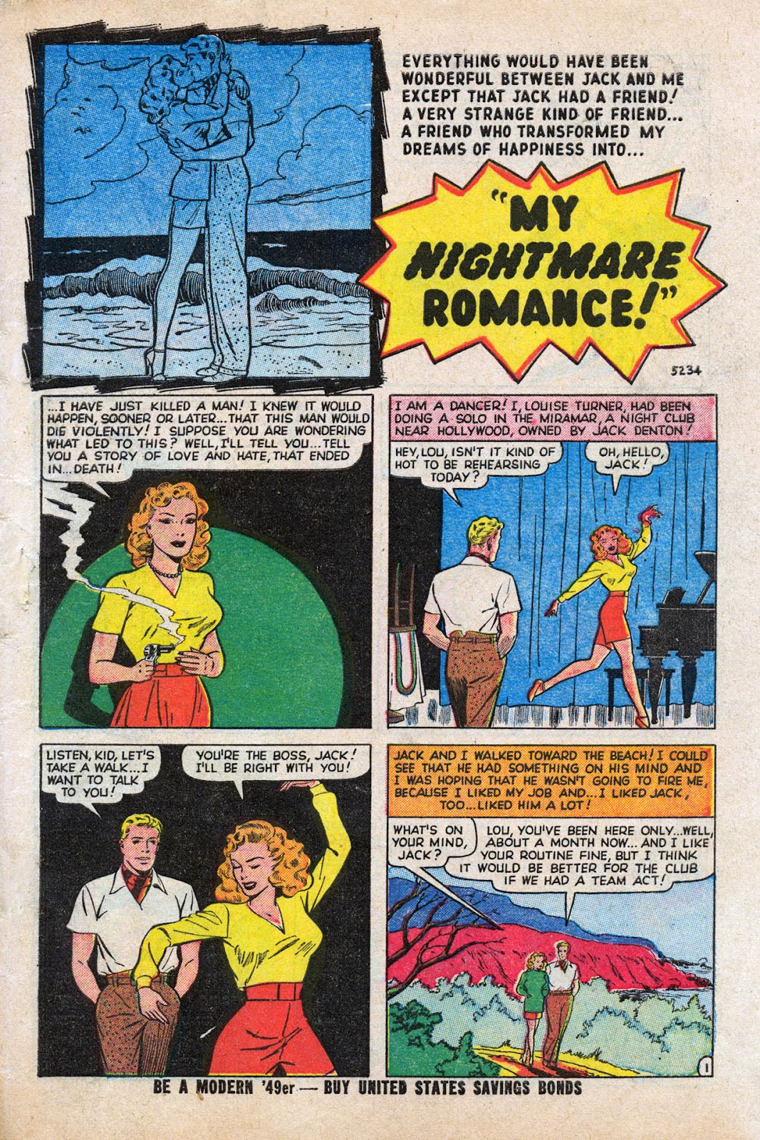 My Own Romance issue 8 - Page 3