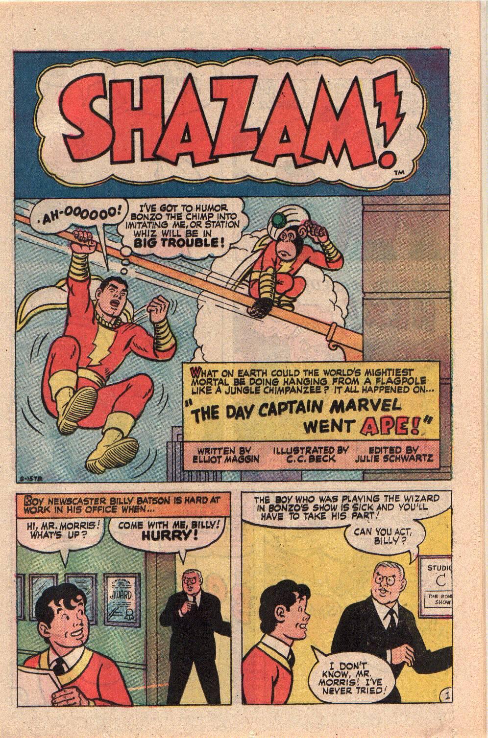 Read online Shazam! (1973) comic -  Issue #9 - 25