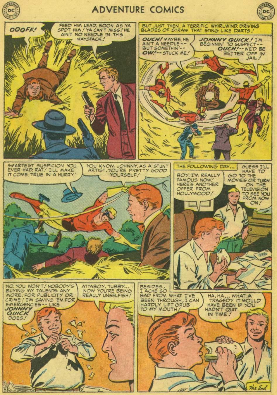 Read online Adventure Comics (1938) comic -  Issue #168 - 28
