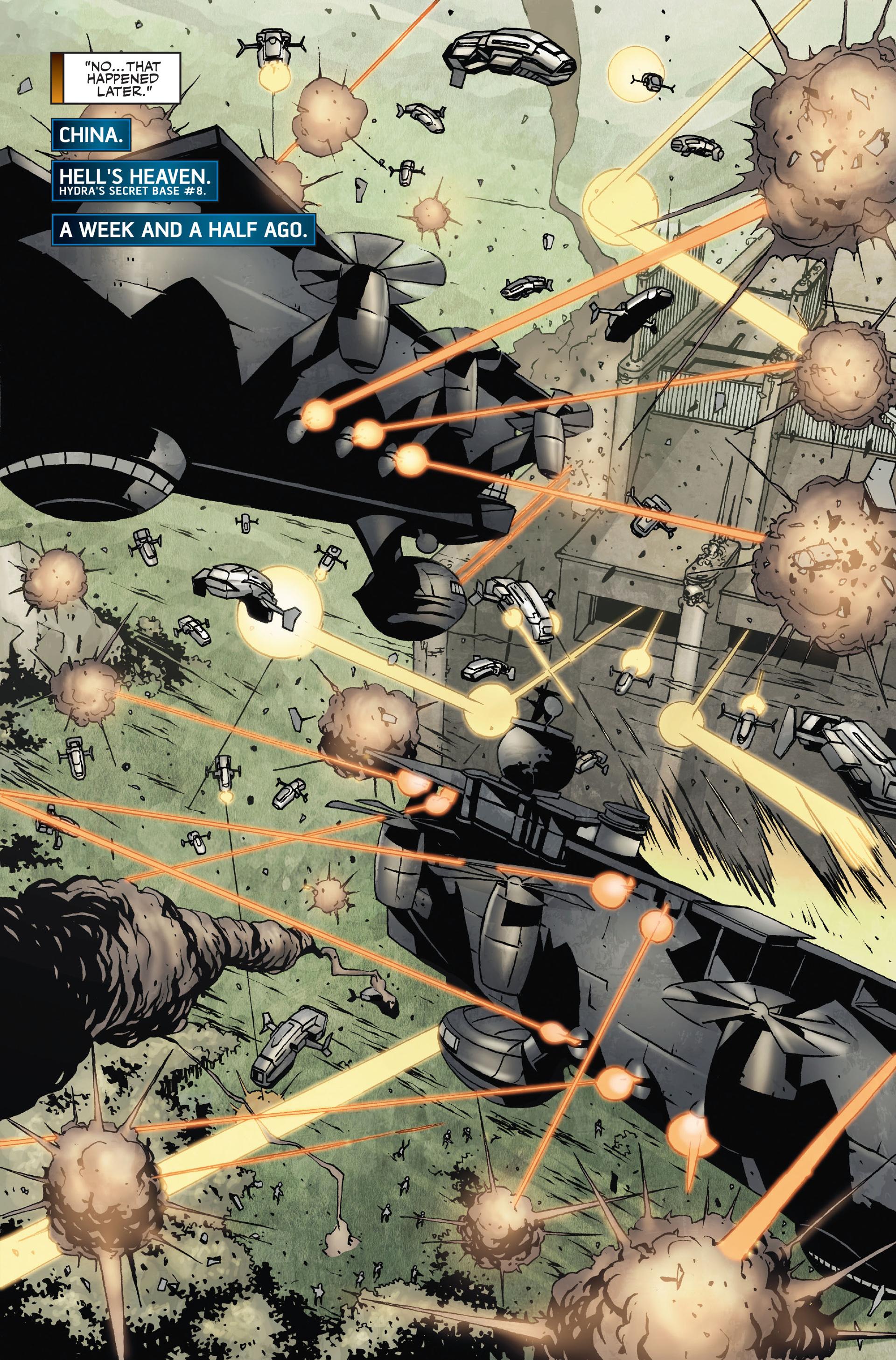 Read online Secret Warriors comic -  Issue #18 - 5