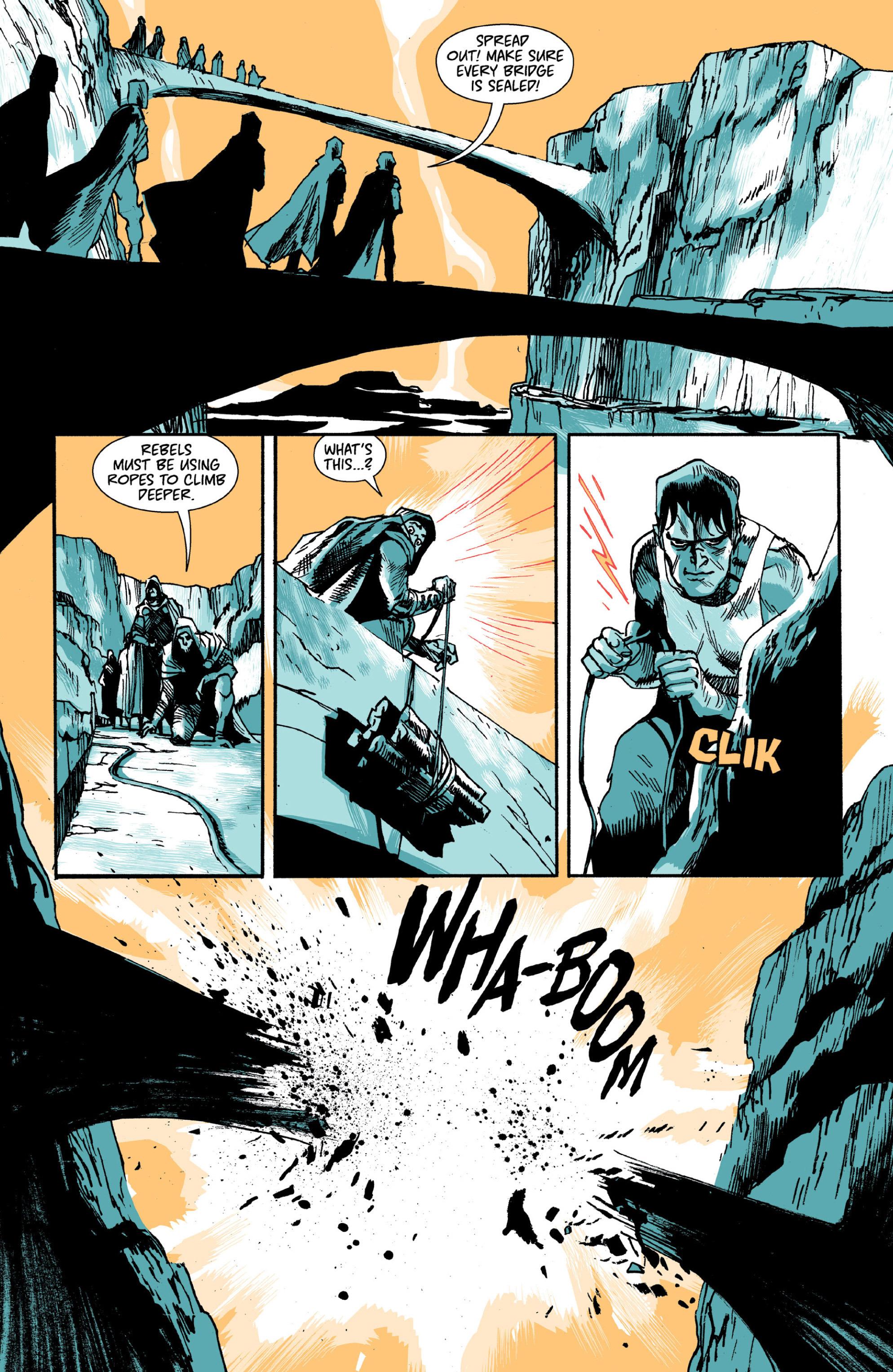 Read online Ei8ht comic -  Issue # TPB - 110
