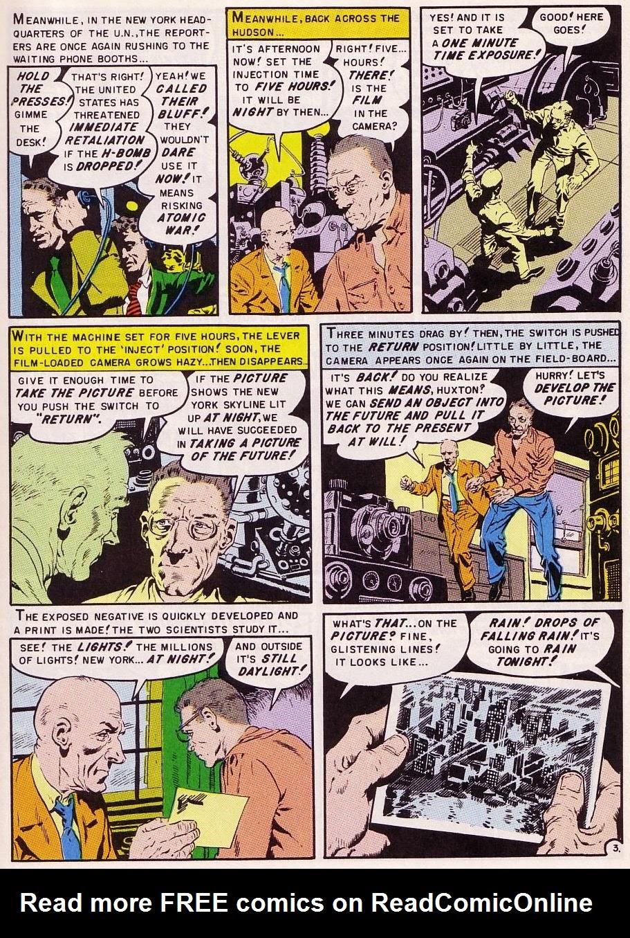 Weird Fantasy (1951) issue 11 - Page 20