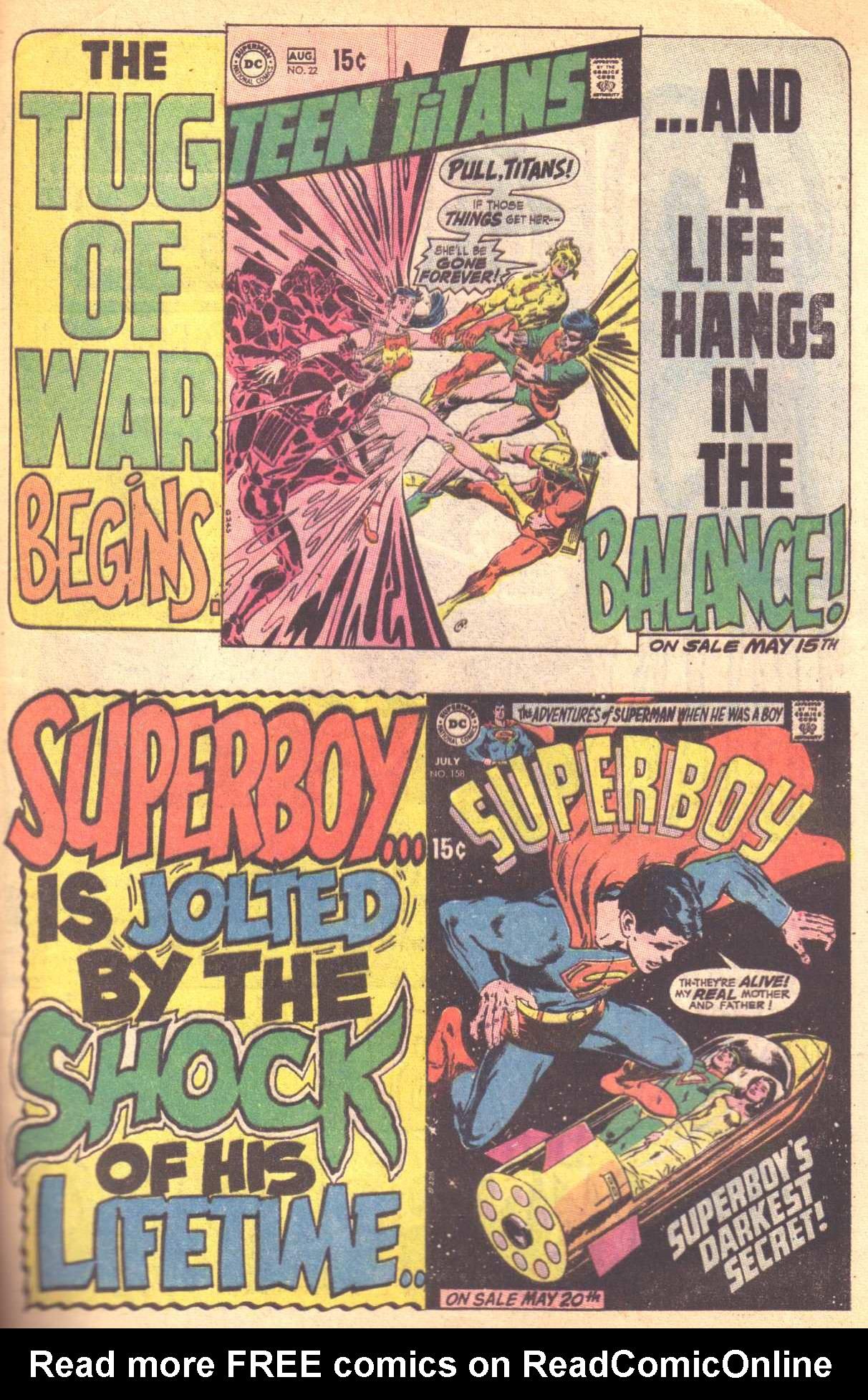 Read online Adventure Comics (1938) comic -  Issue #382 - 33