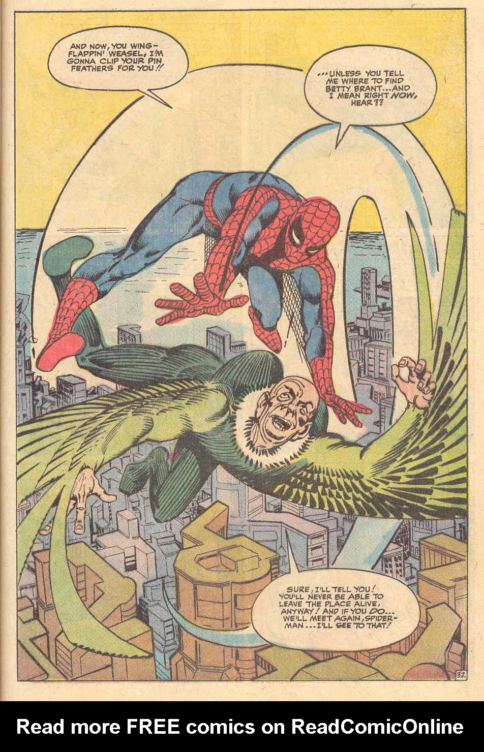 The Amazing Spider-Man (1963) _Annual_6 Page 32