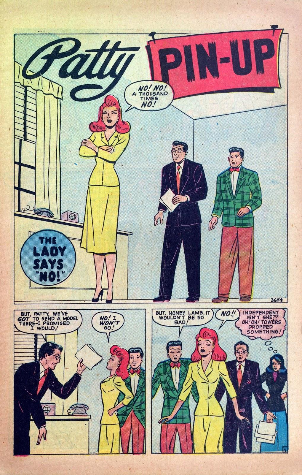Read online Joker Comics comic -  Issue #42 - 11