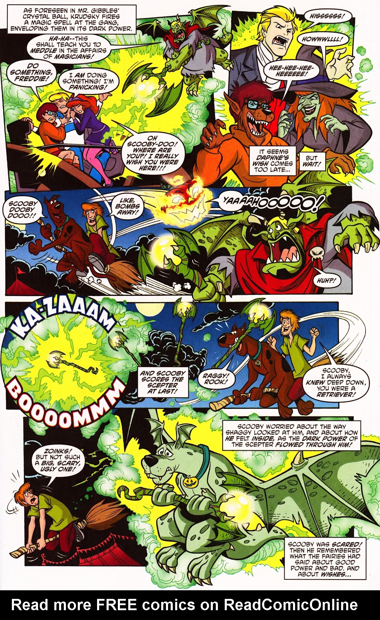 Read online Scooby-Doo (1997) comic -  Issue #141 - 17