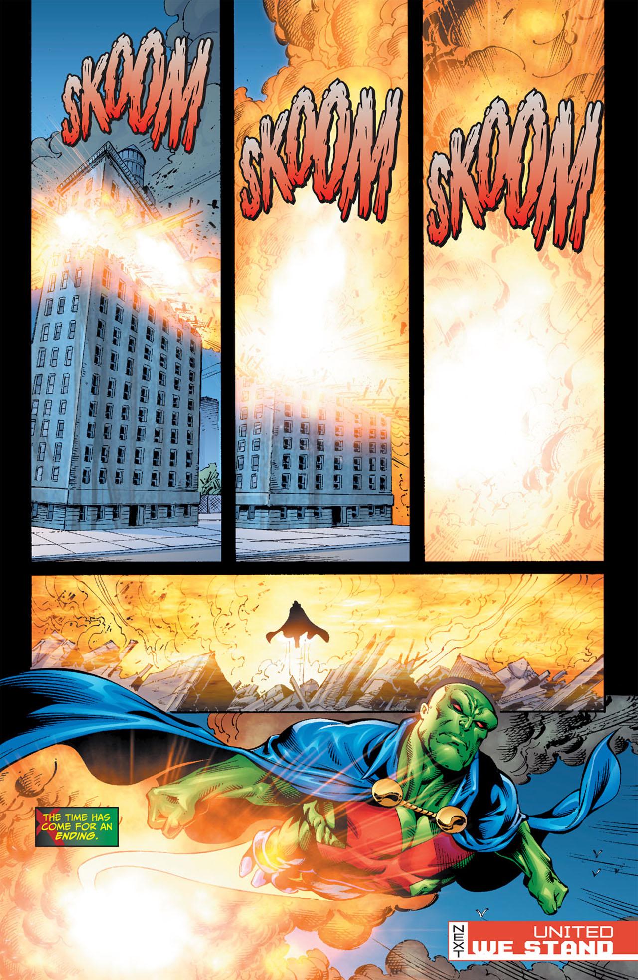 Read online World War III comic -  Issue #3 - 24