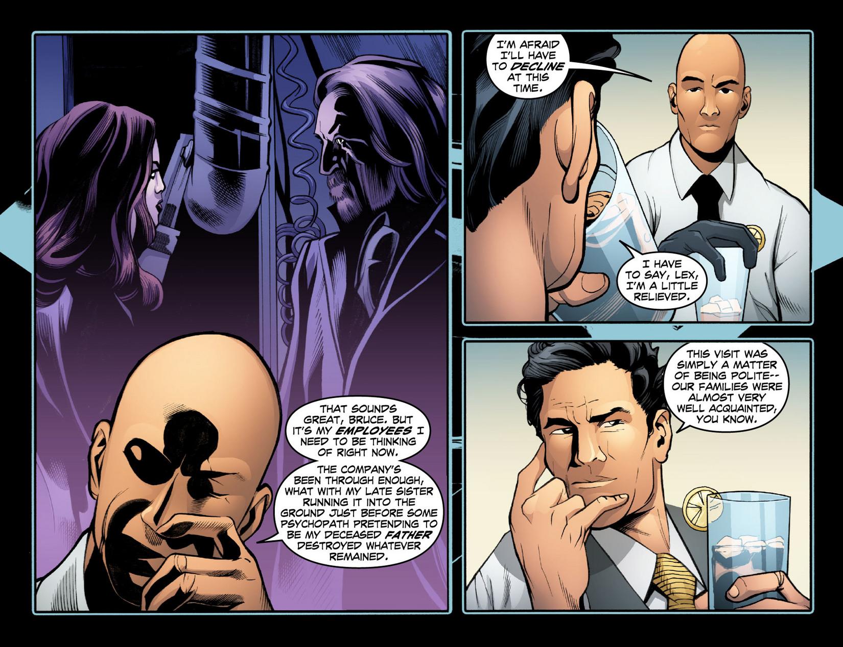 Read online Smallville: Season 11 comic -  Issue #15 - 10