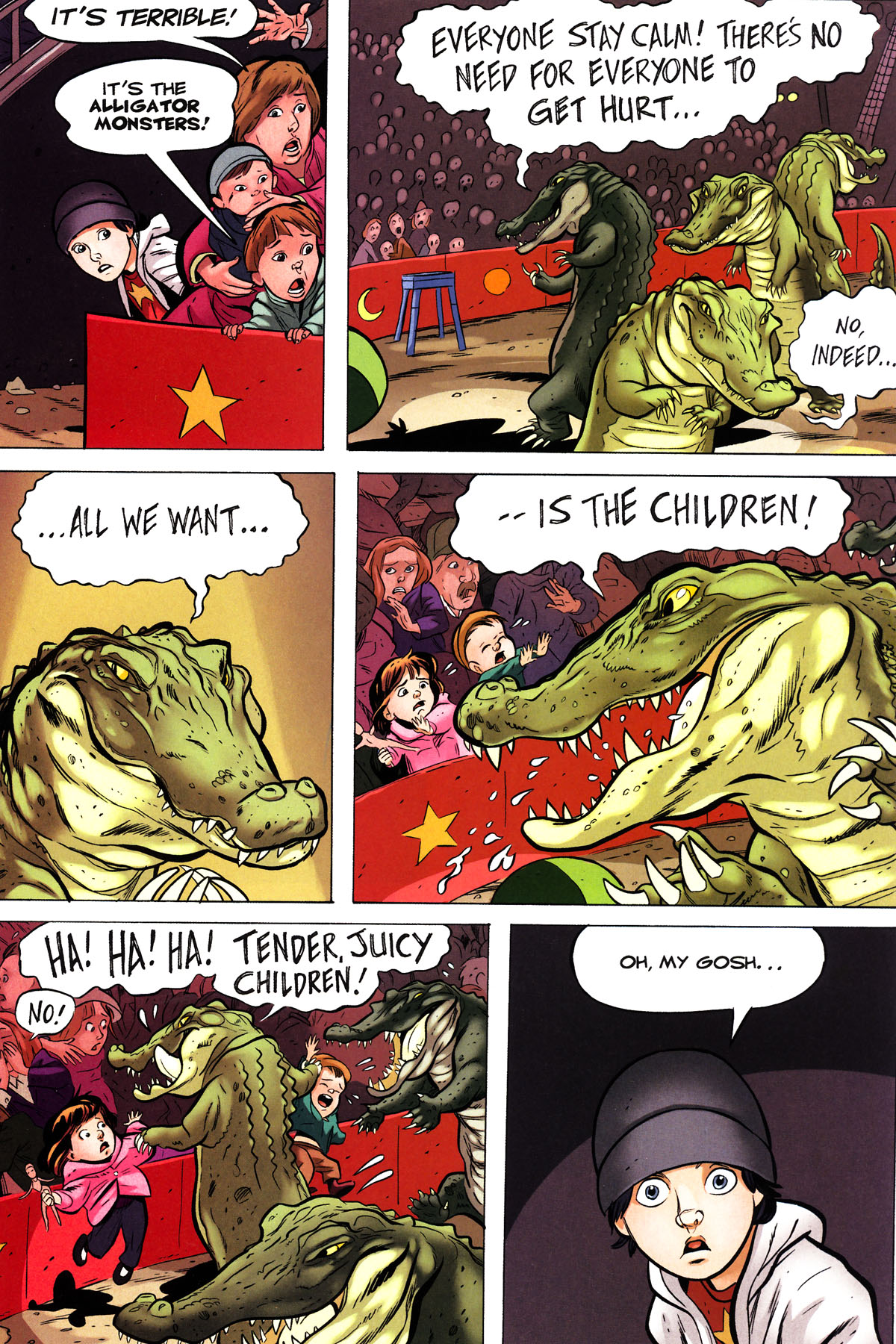 Read online Shazam!: The Monster Society of Evil comic -  Issue #2 - 16