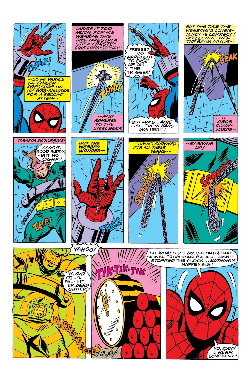 Read online Marvel Masterworks: The Spectacular Spider-Man comic -  Issue # TPB (Part 3) - 31