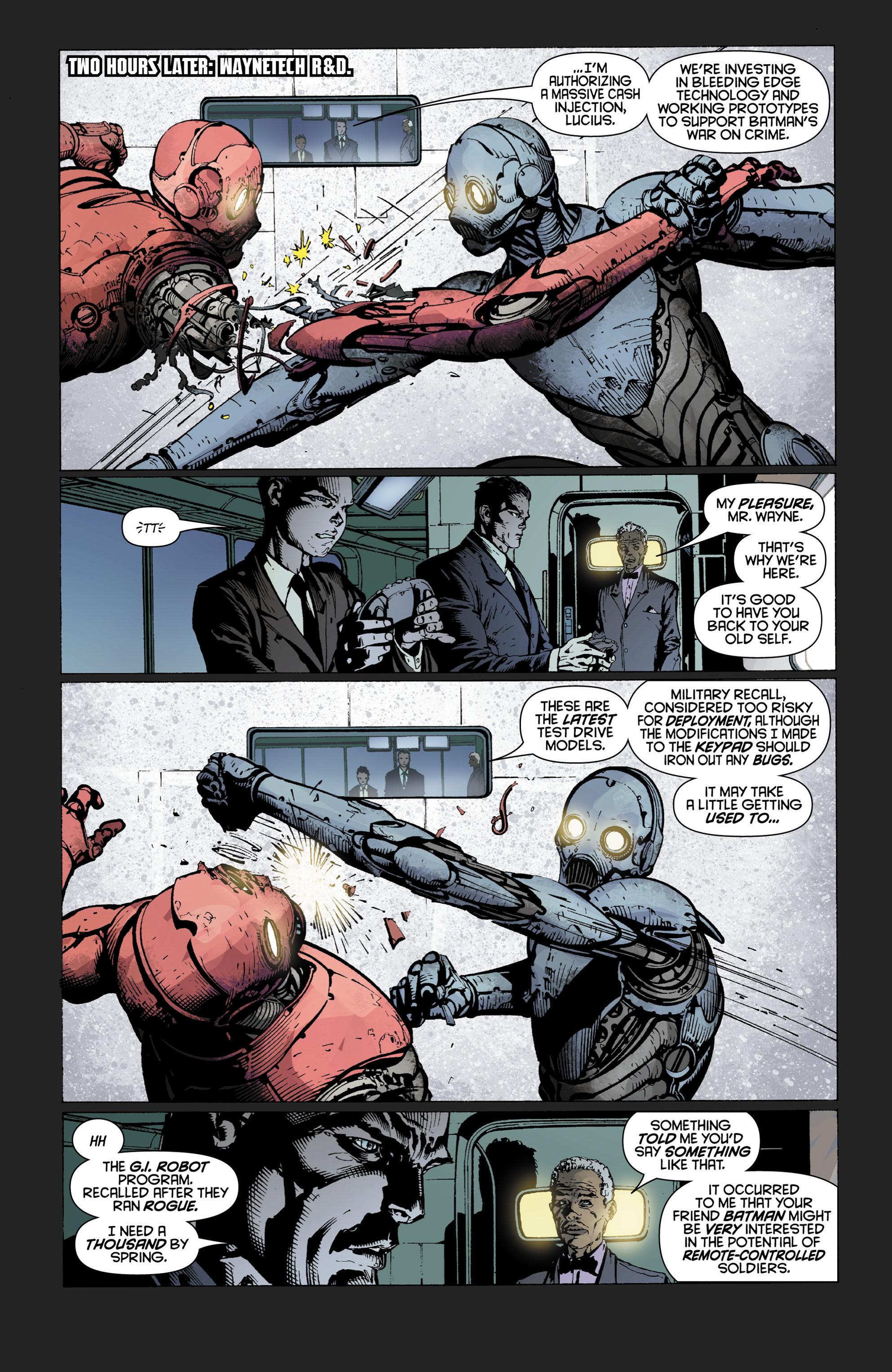 Read online Batman: The Return comic -  Issue # Full - 15