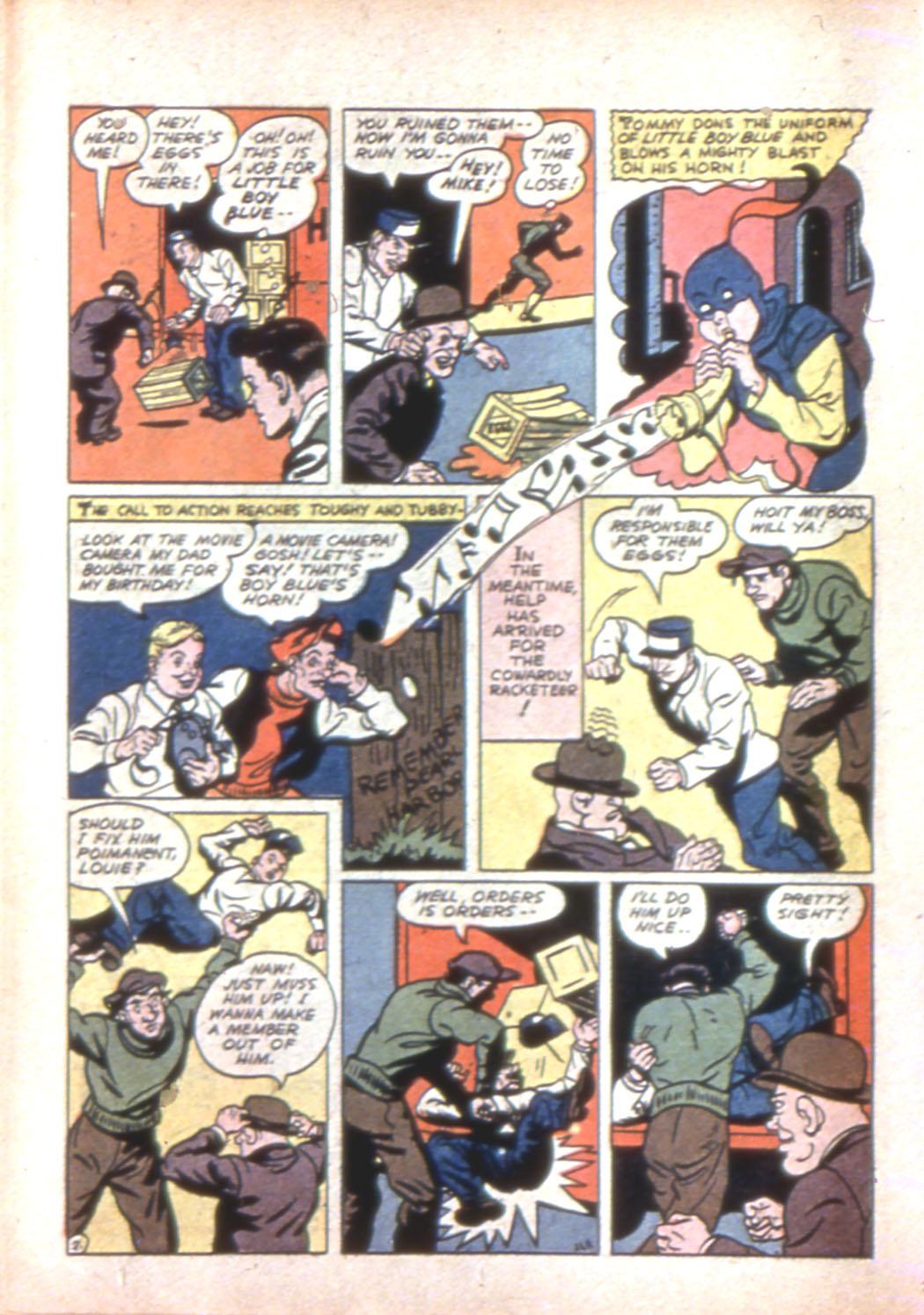 Read online Sensation (Mystery) Comics comic -  Issue #7 - 50