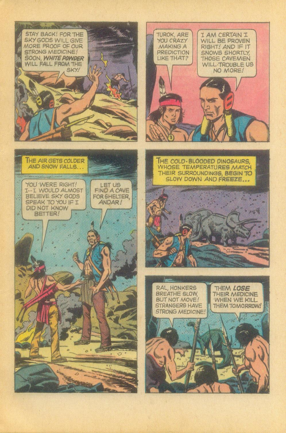 Read online Turok, Son of Stone comic -  Issue #81 - 9