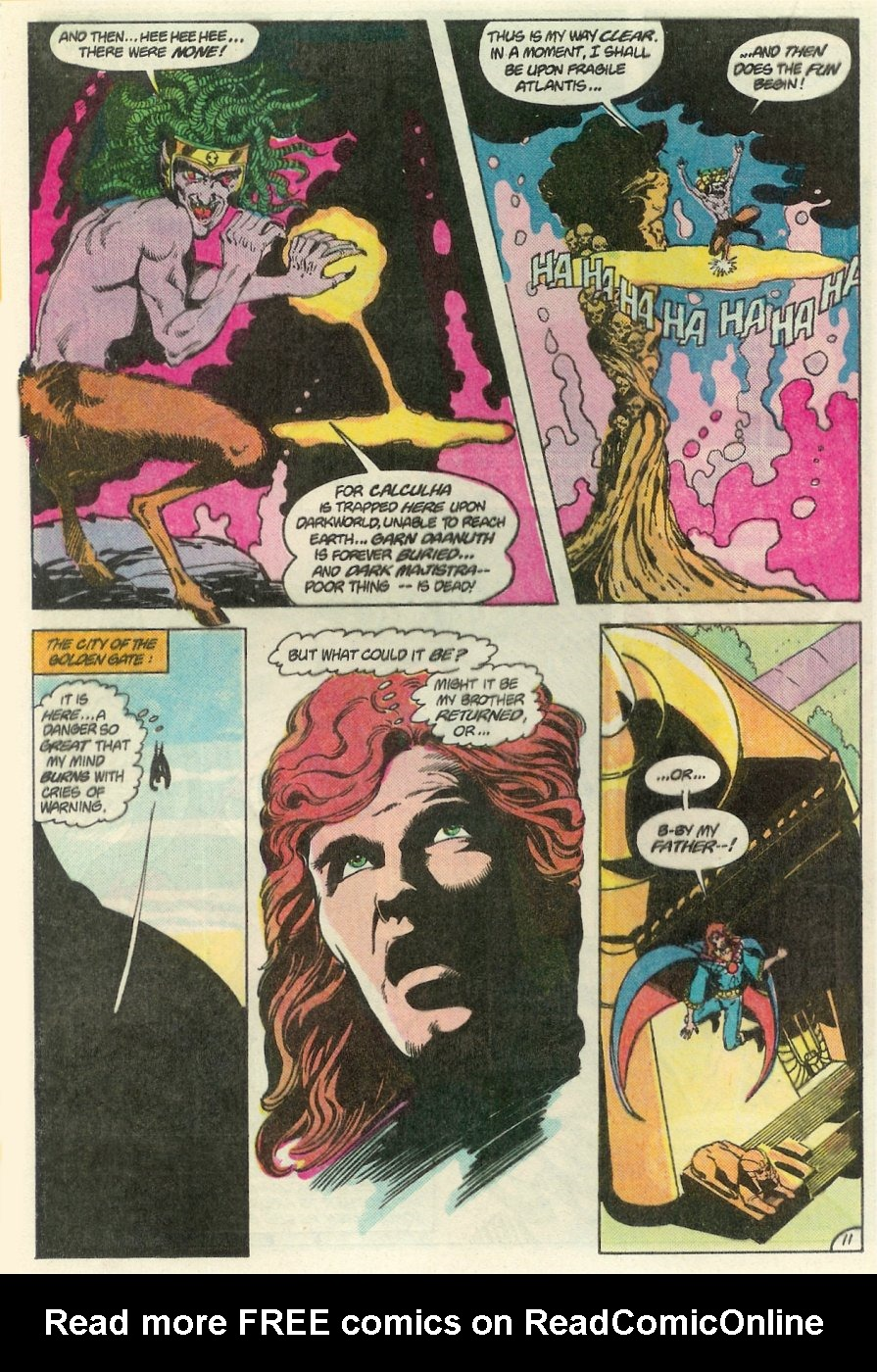 Read online Arion, Lord of Atlantis comic -  Issue #Arion, Lord of Atlantis _Special 1 - 12