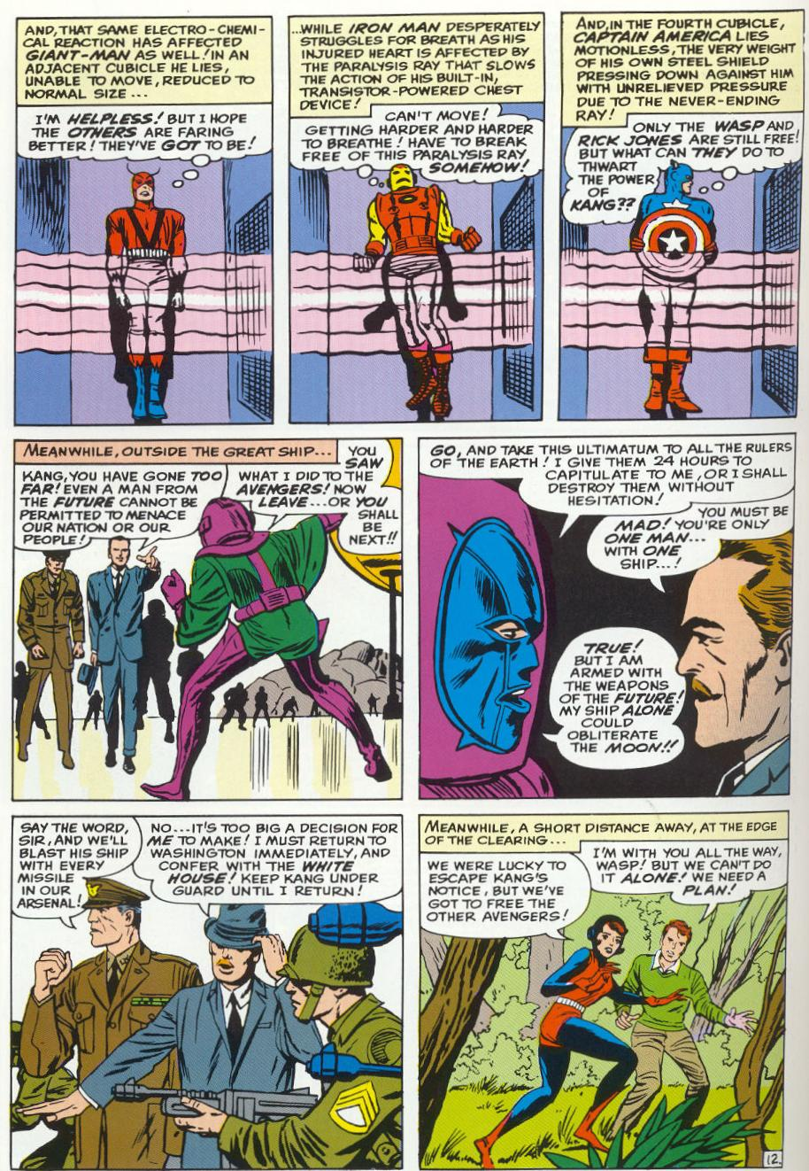 The Avengers (1963) 8 Page 12