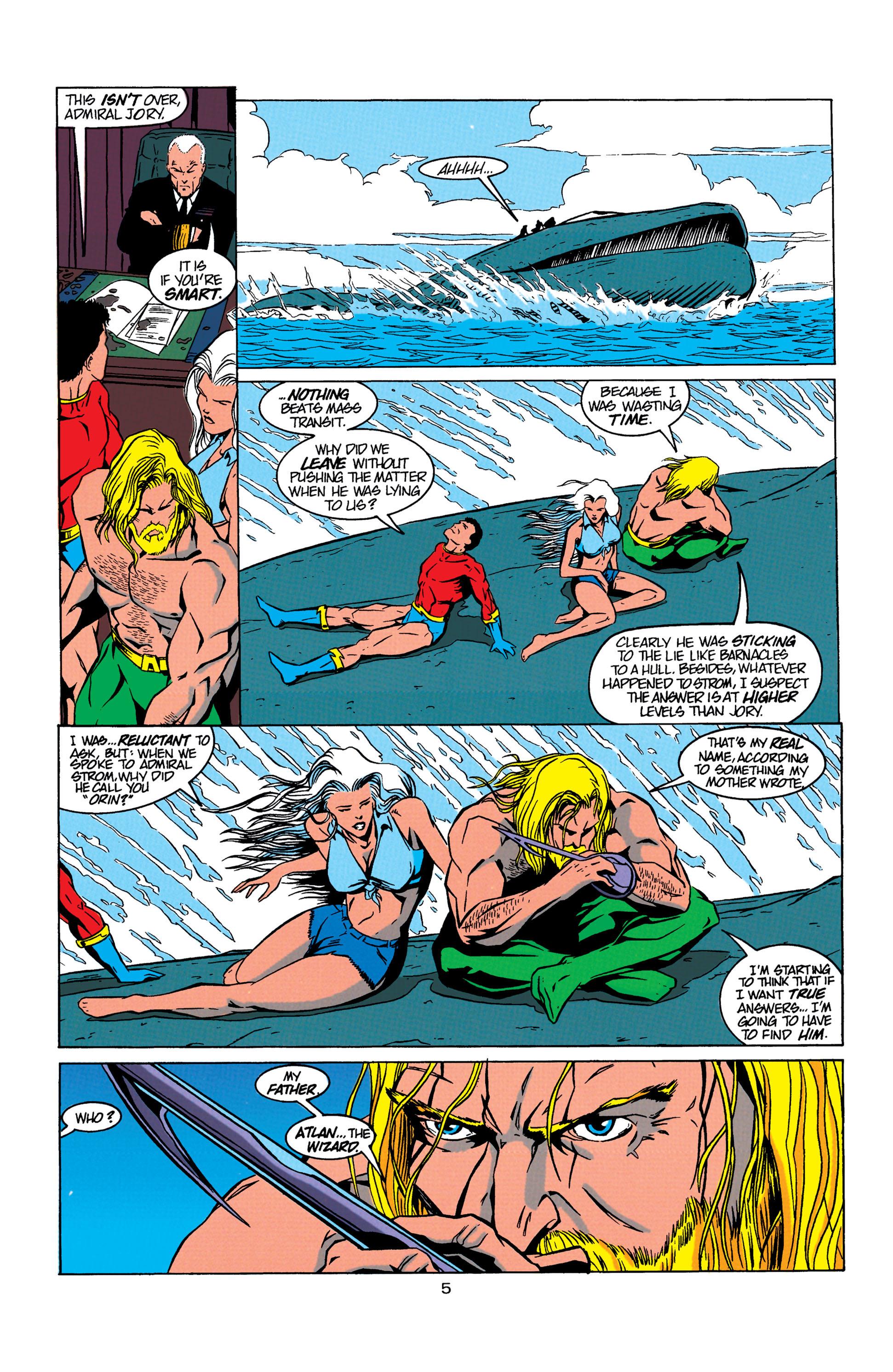 Read online Aquaman (1994) comic -  Issue #5 - 6