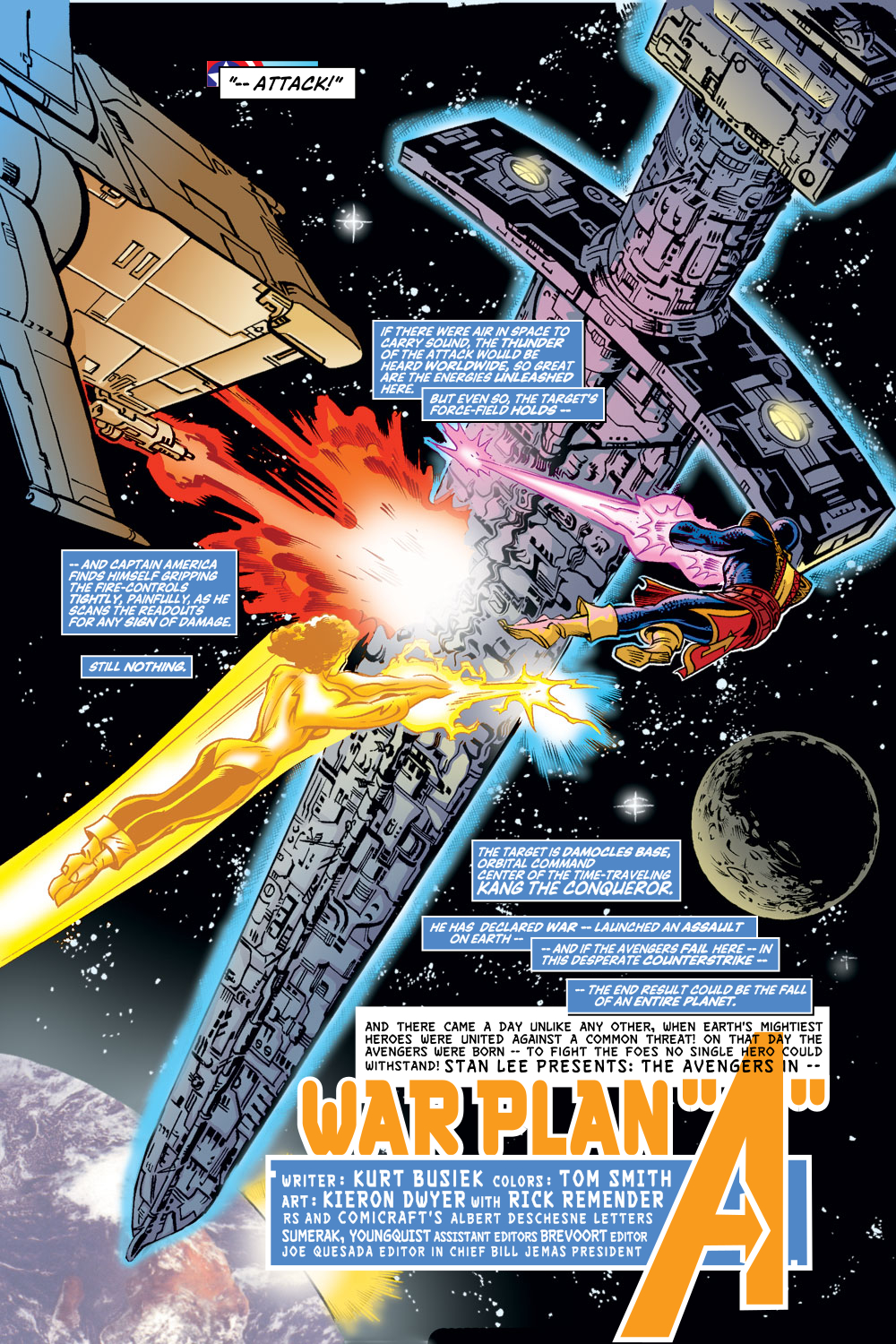 Read online Avengers (1998) comic -  Issue #48 - 4
