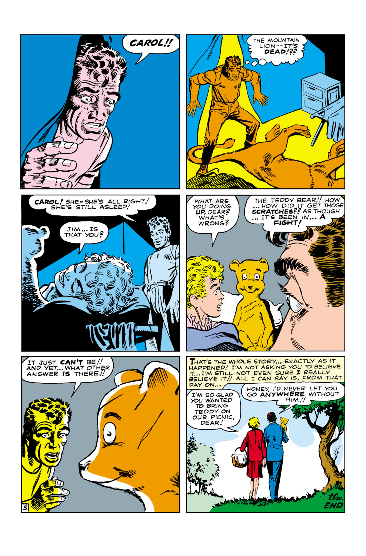 Read online Amazing Adventures (1961) comic -  Issue #3 - 20