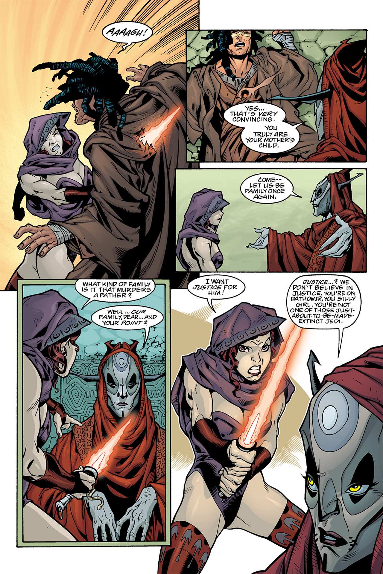 Read online Star Wars Omnibus comic -  Issue # Vol. 15 - 174