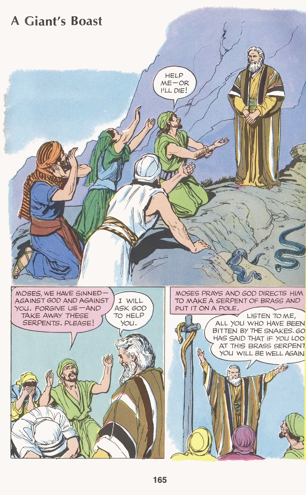 The Picture Bible issue TPB (Part 2) - Page 68