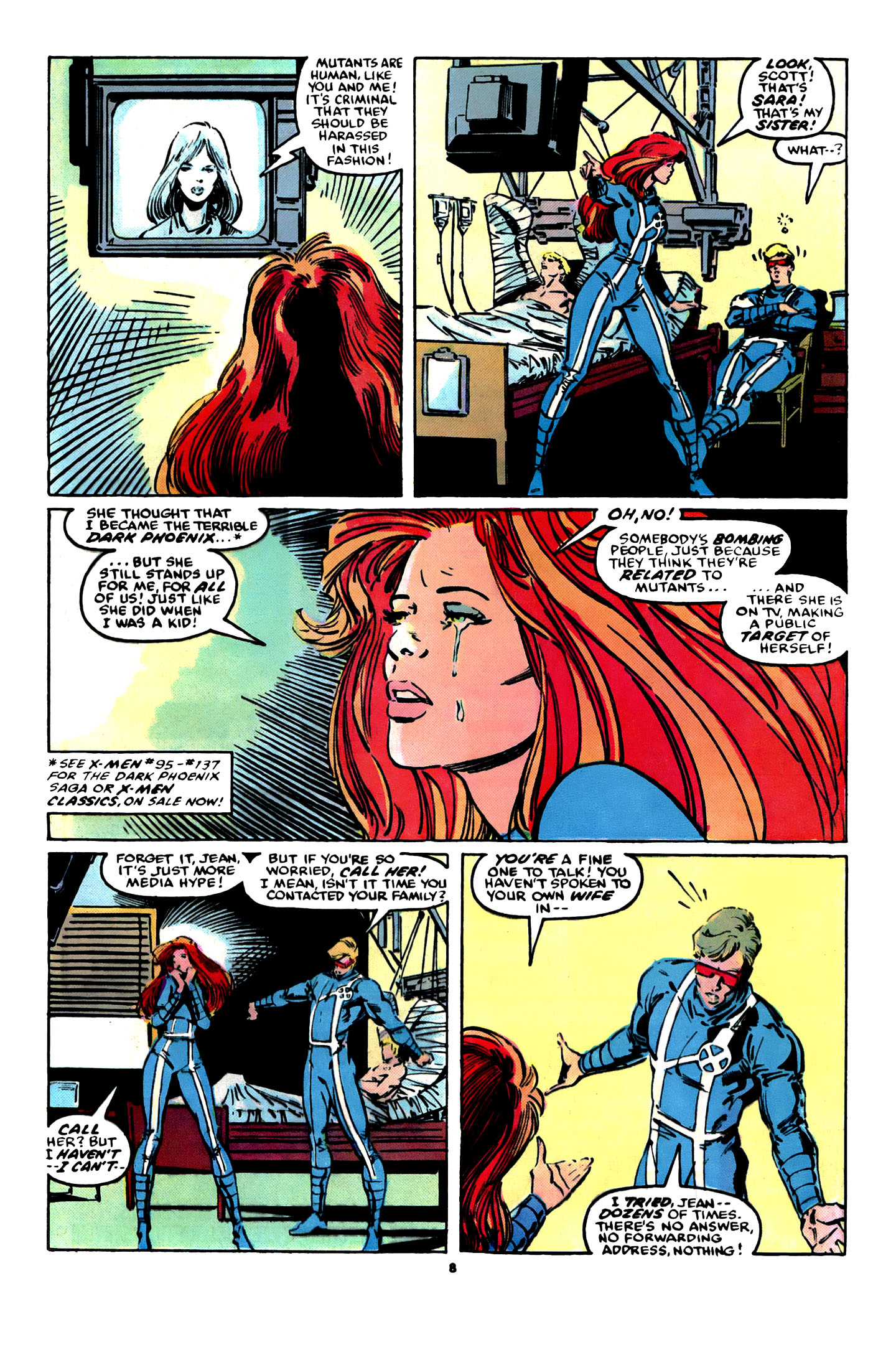Read online X-Factor (1986) comic -  Issue #12 - 9