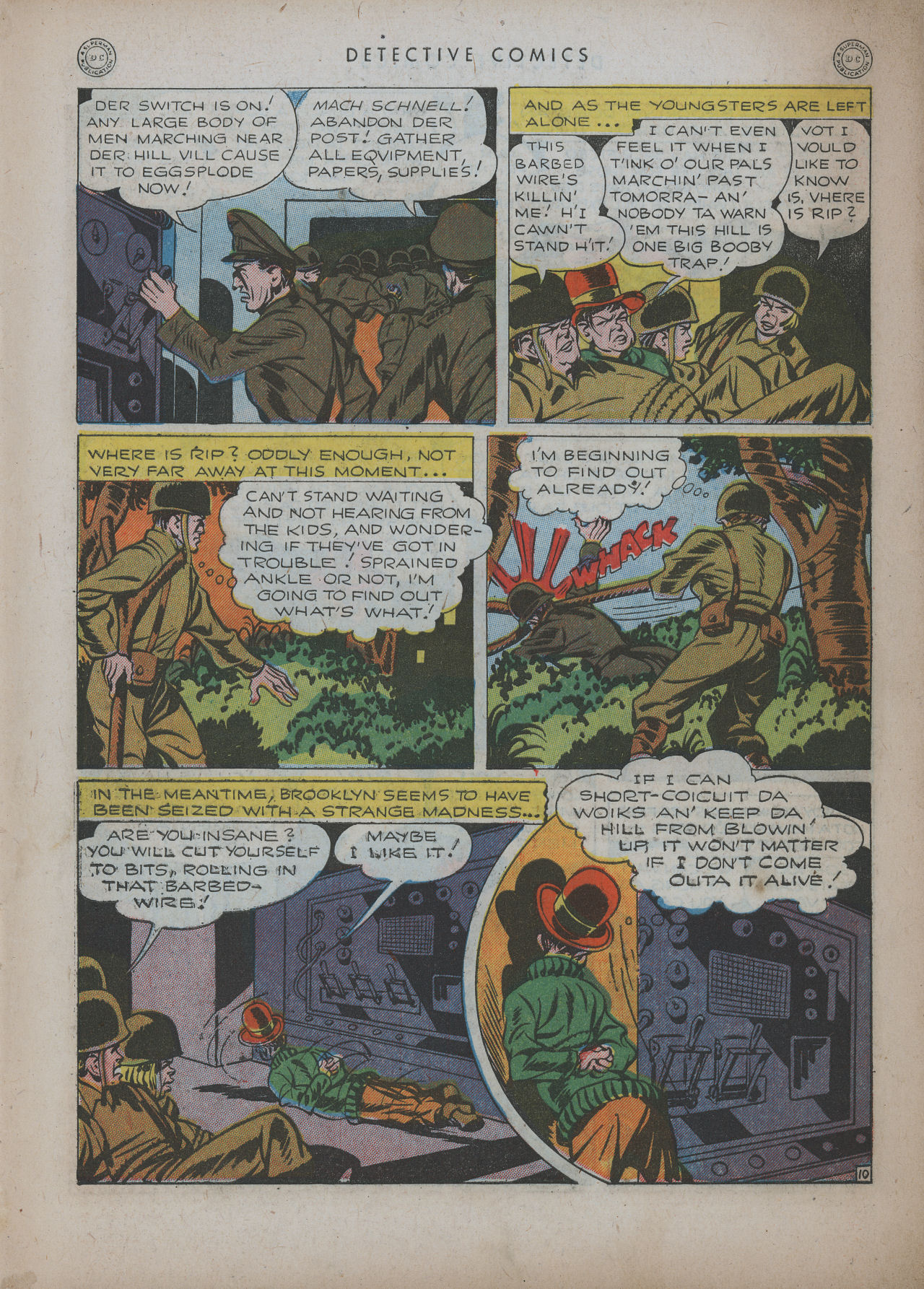 Read online Detective Comics (1937) comic -  Issue #94 - 47