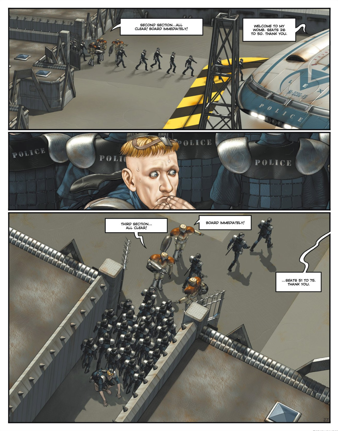 Read online Megalex (2014) comic -  Issue #1 - 32