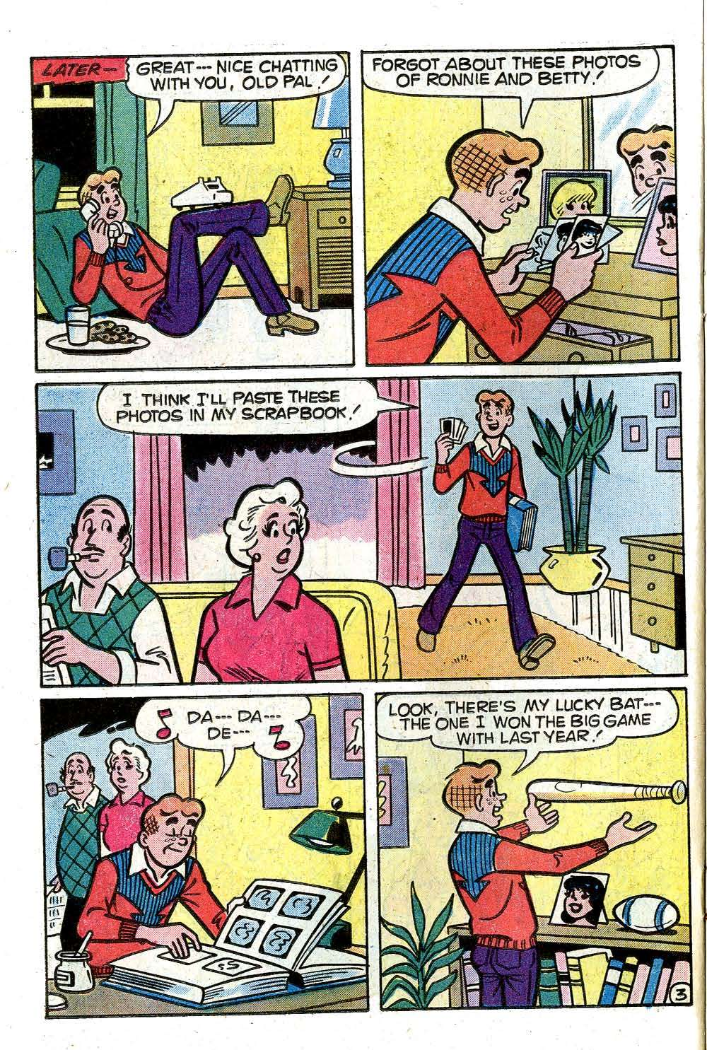 Read online Archie (1960) comic -  Issue #271 - 22